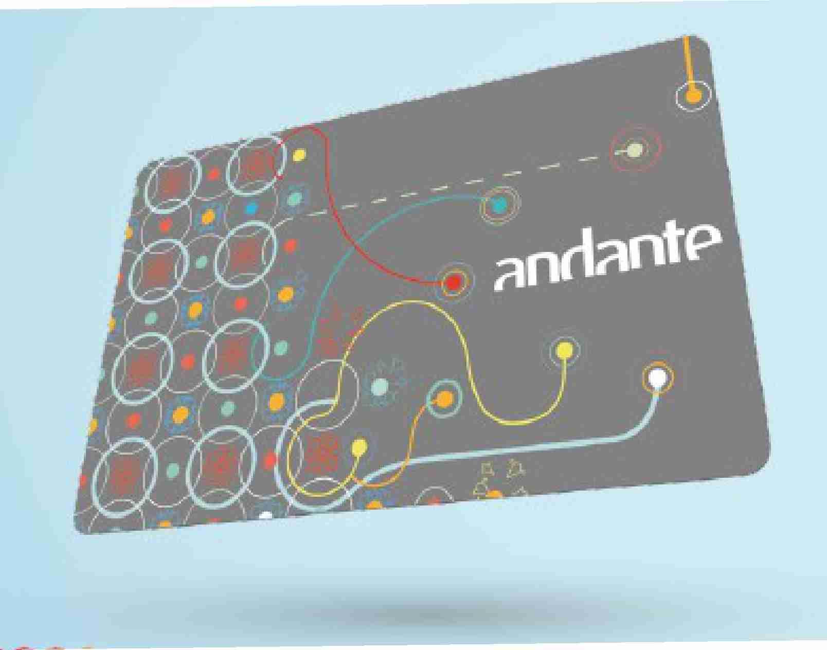 Banner Andante