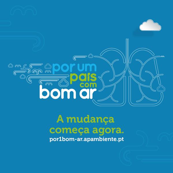Banner Por um país com bom ar