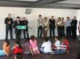 Inauguração do Centro Educativo do Curval