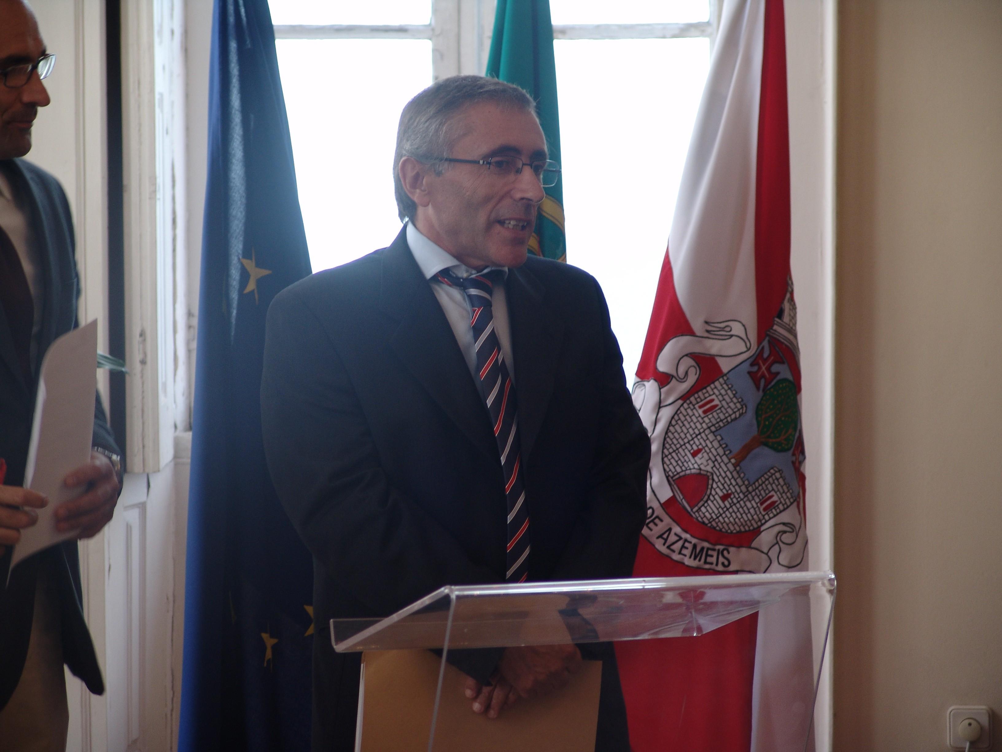José Lousada, coordenador do estudo da universidade de Trás-os-Montes e Alto Douro