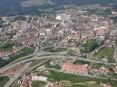 Oliveira de Azeméis, vista aérea