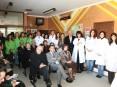 Profissionais de saúde afectos à Unidade de Saúde Familiar