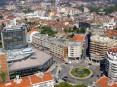 Centro da cidade de Oliveira de Azeméis
