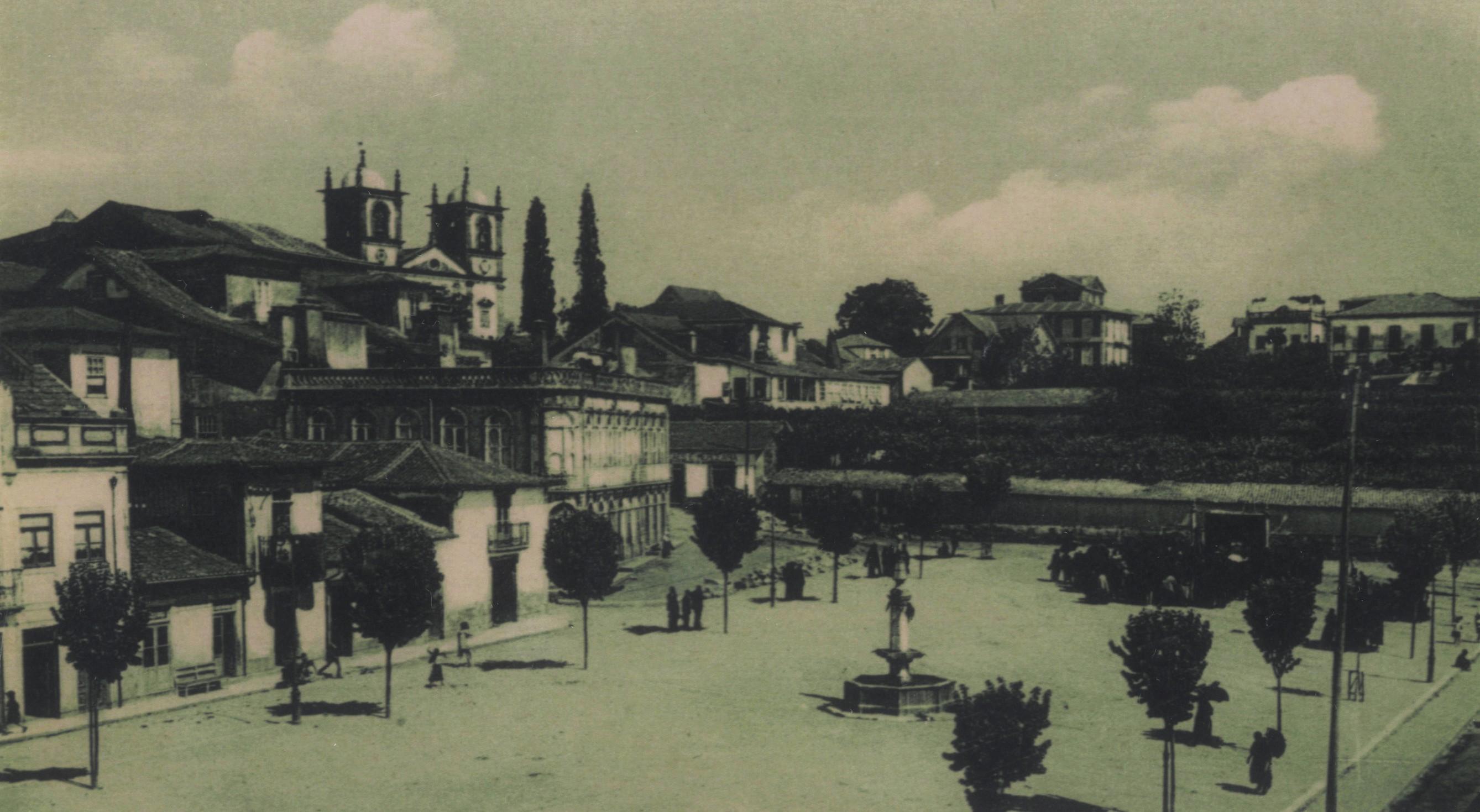 Praça José da Costa (Anos 10)