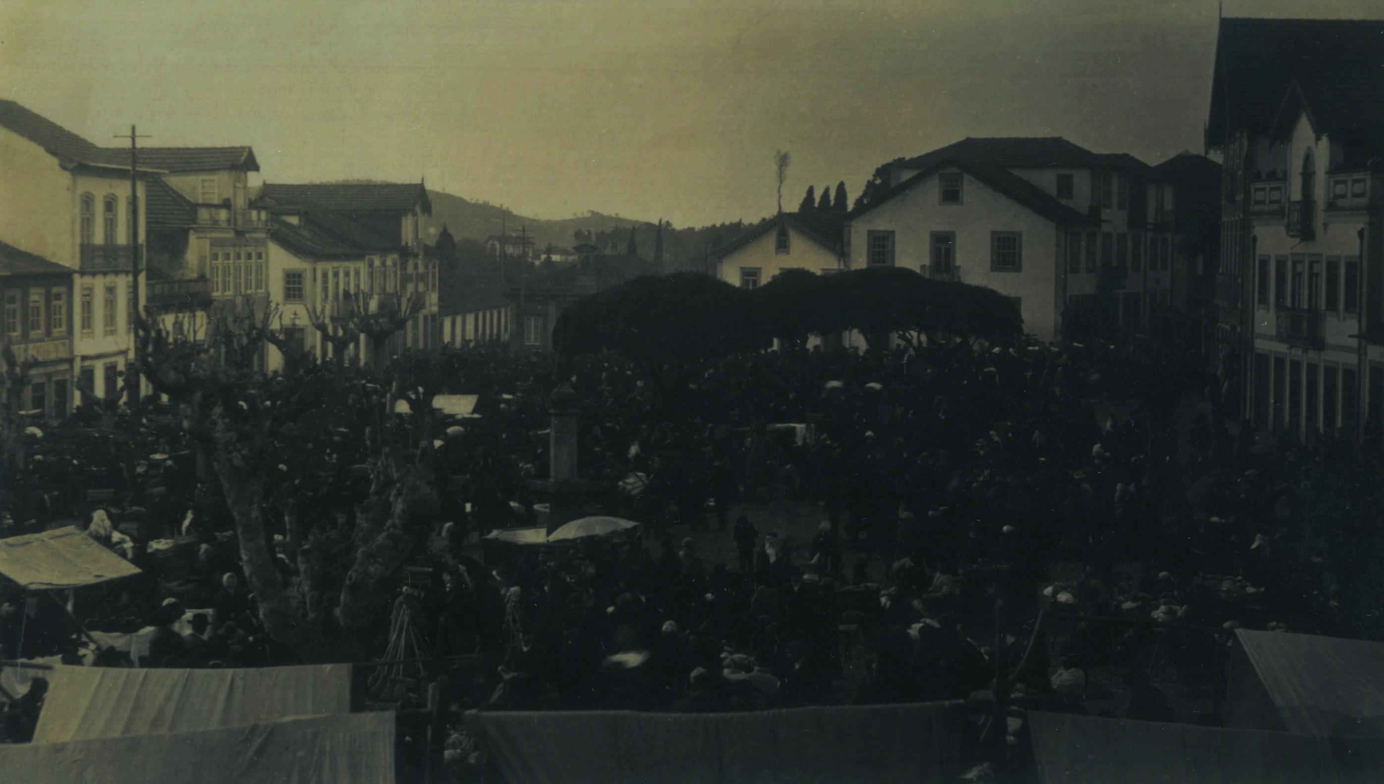 Praça José da Costa (Anos 20)