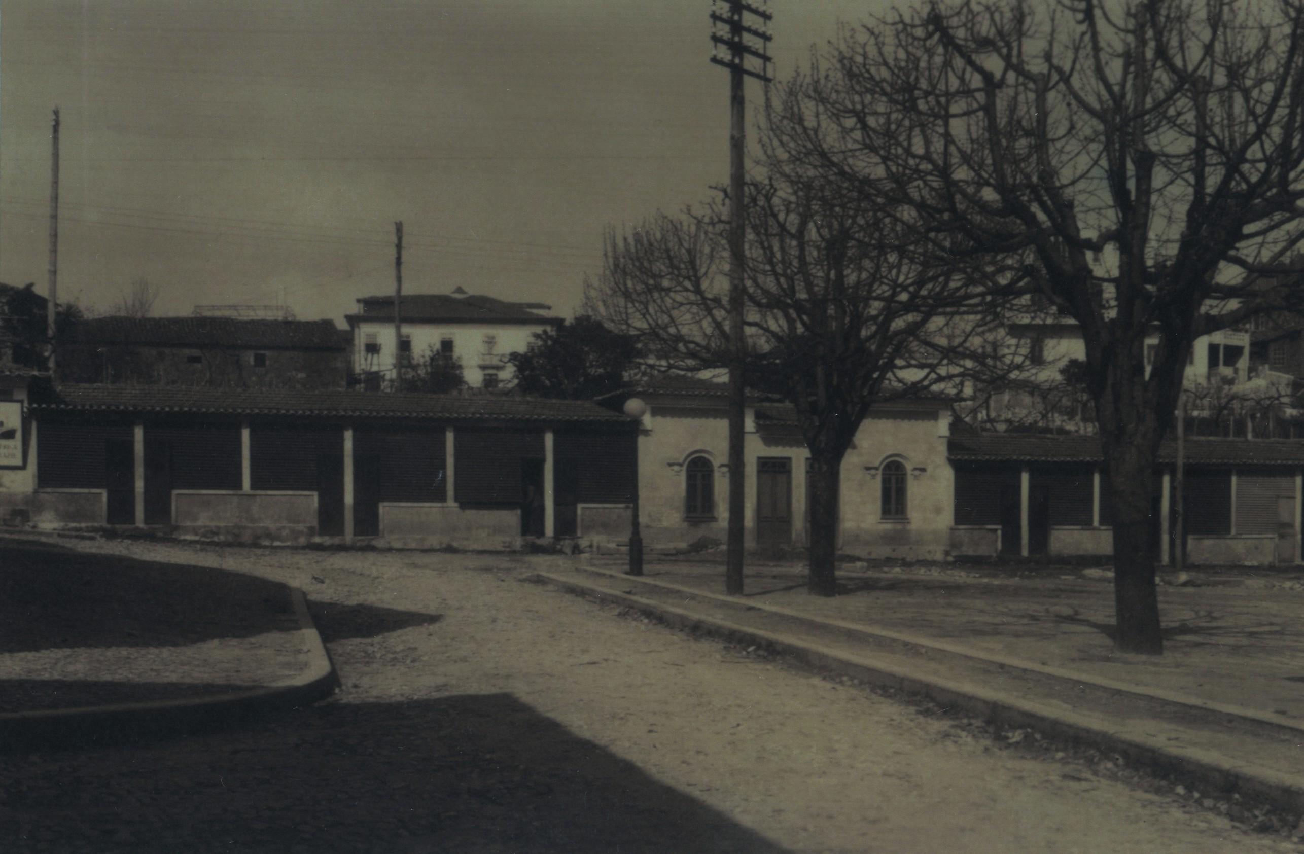 Praça José da Costa (Anos 30)