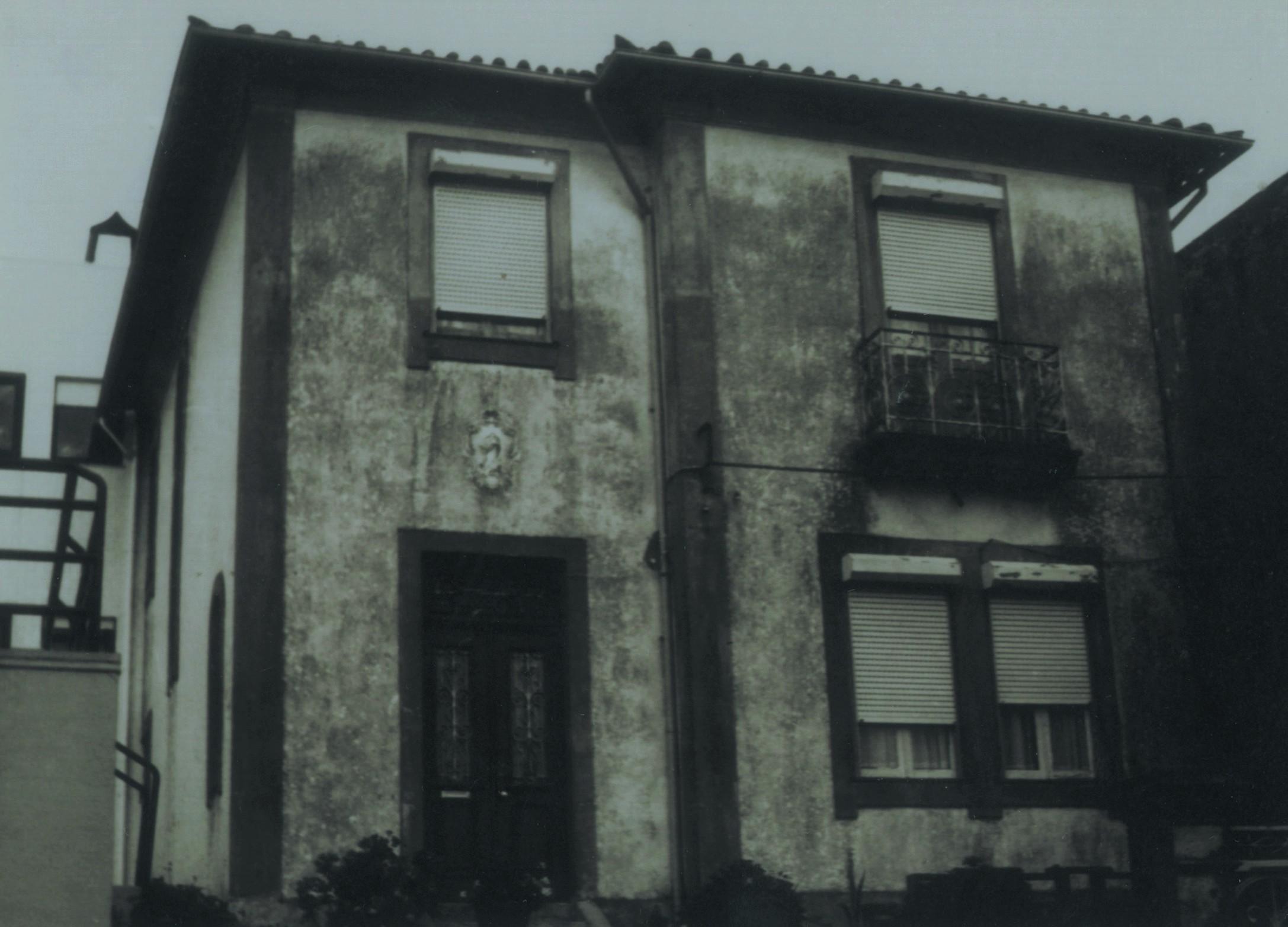 Casa paroquial (Anos 80)