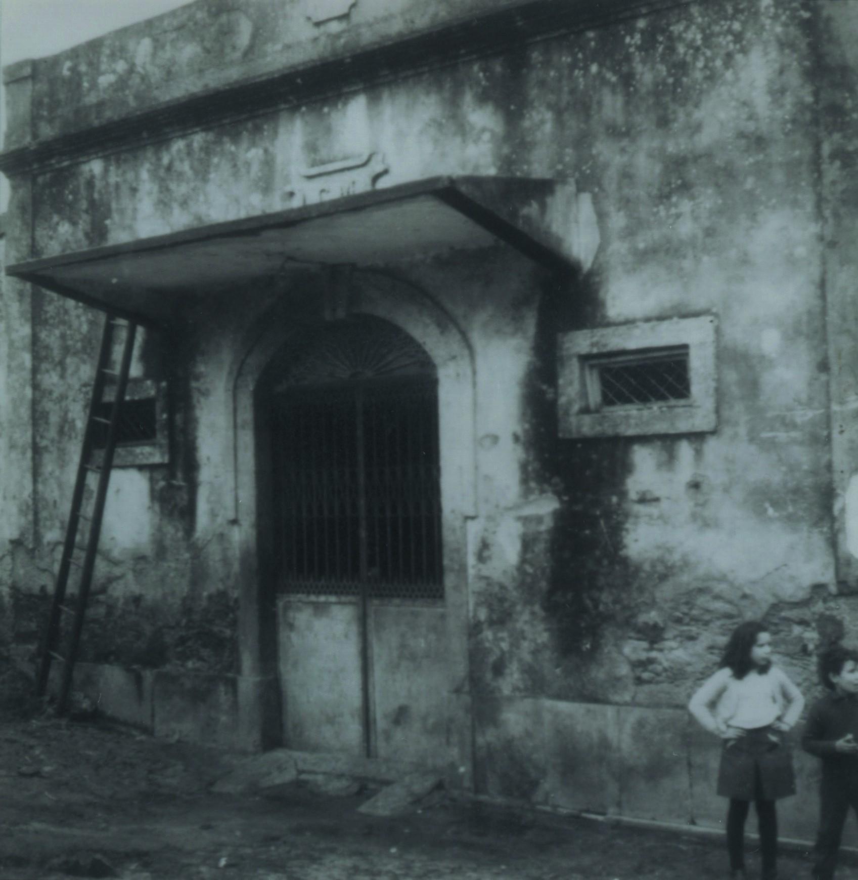 Matadouro municipal (Anos 70)
