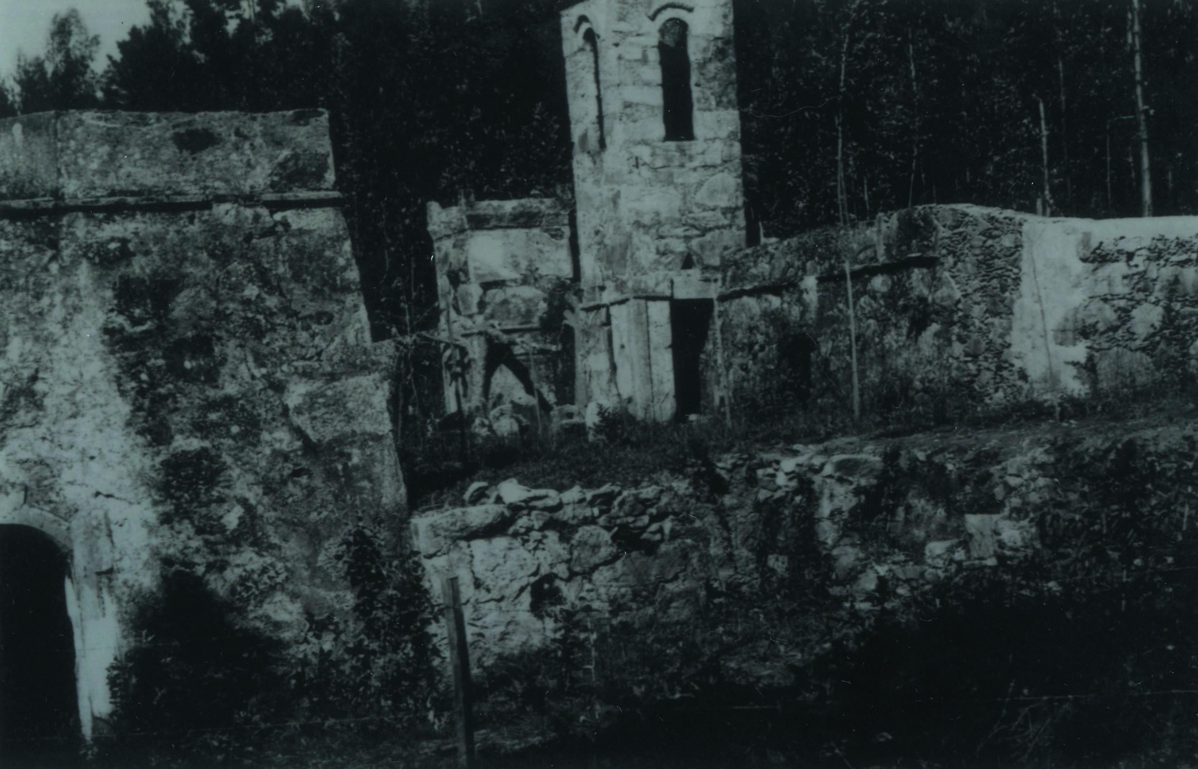 Ruínas do Castelo do Ricoca, Vilar (1970)