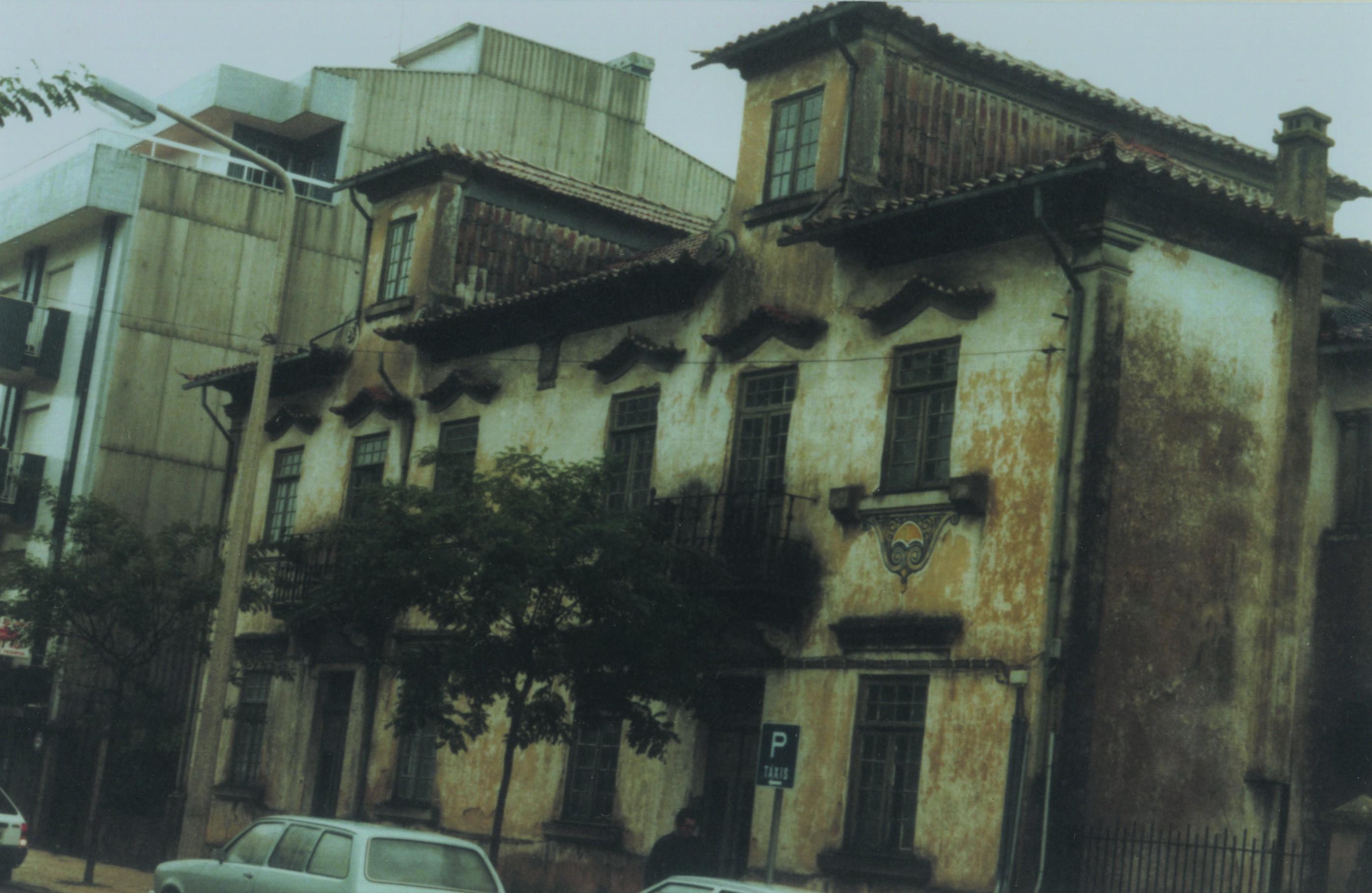 Casa dos Magistrados (Anos 80)