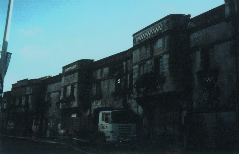 Edifício em Santo António (Anos 80)