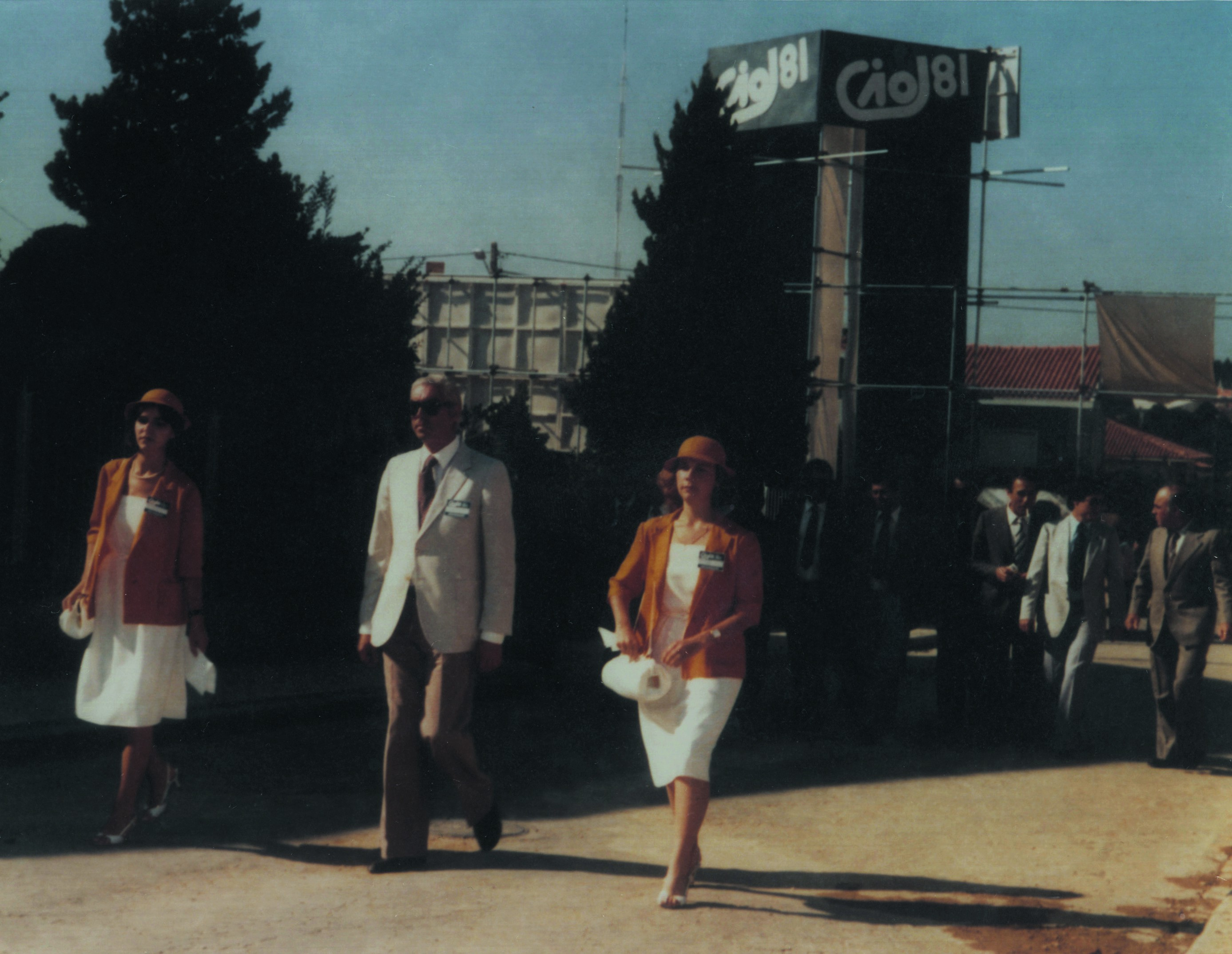 Primeira edição da CIOL (1981)