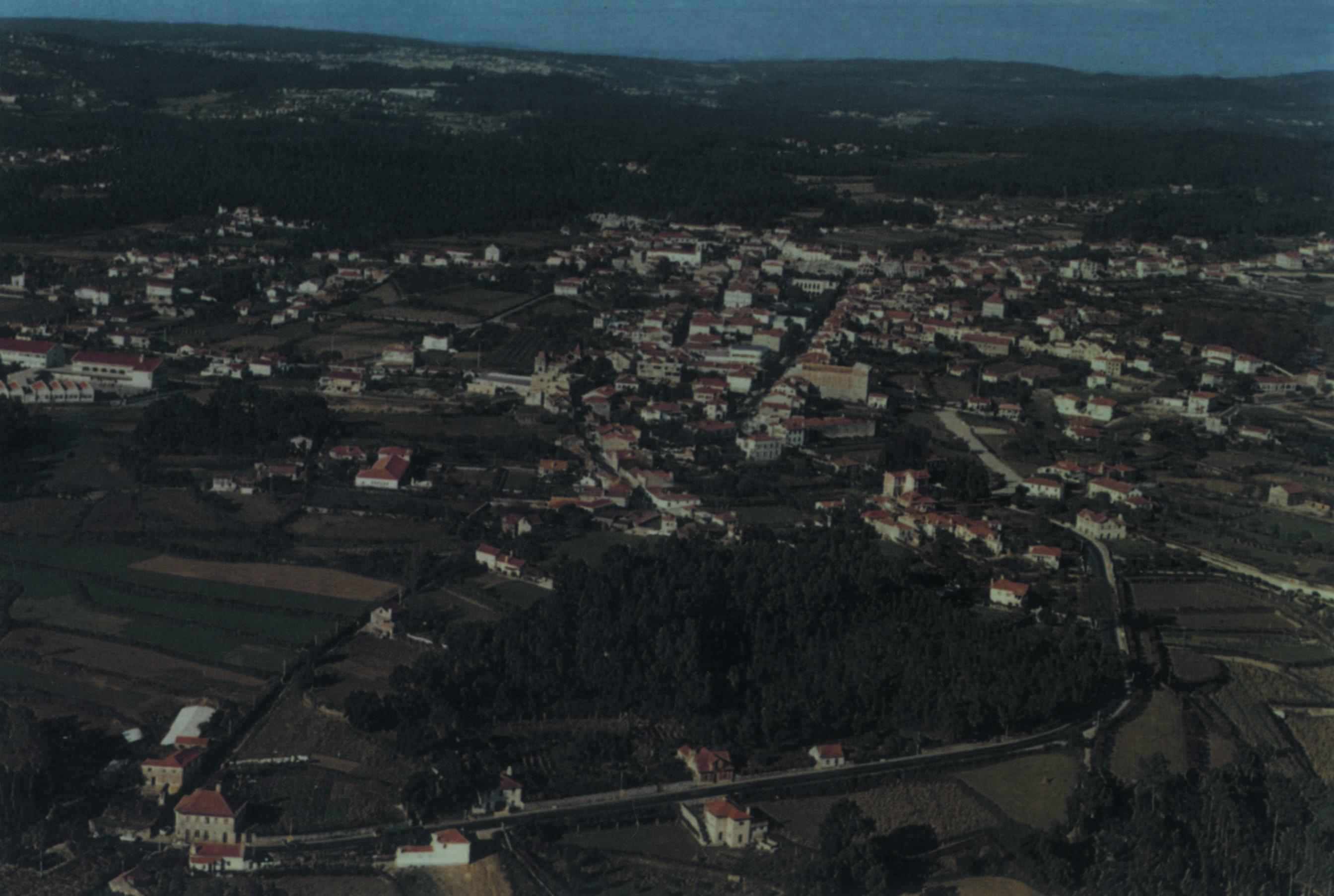 Vista aérea (Anos 80)