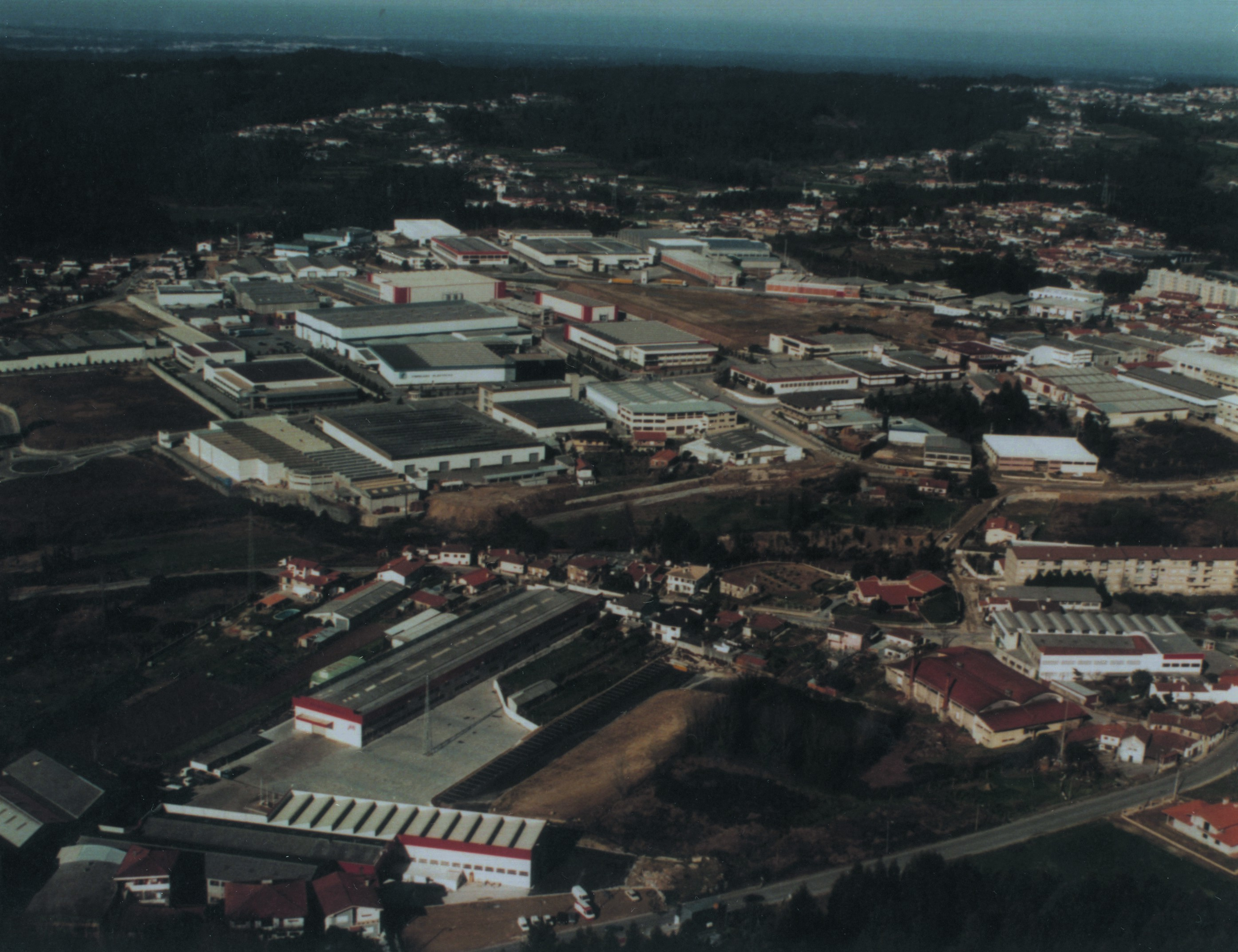 Zona industrial (Anos 90)