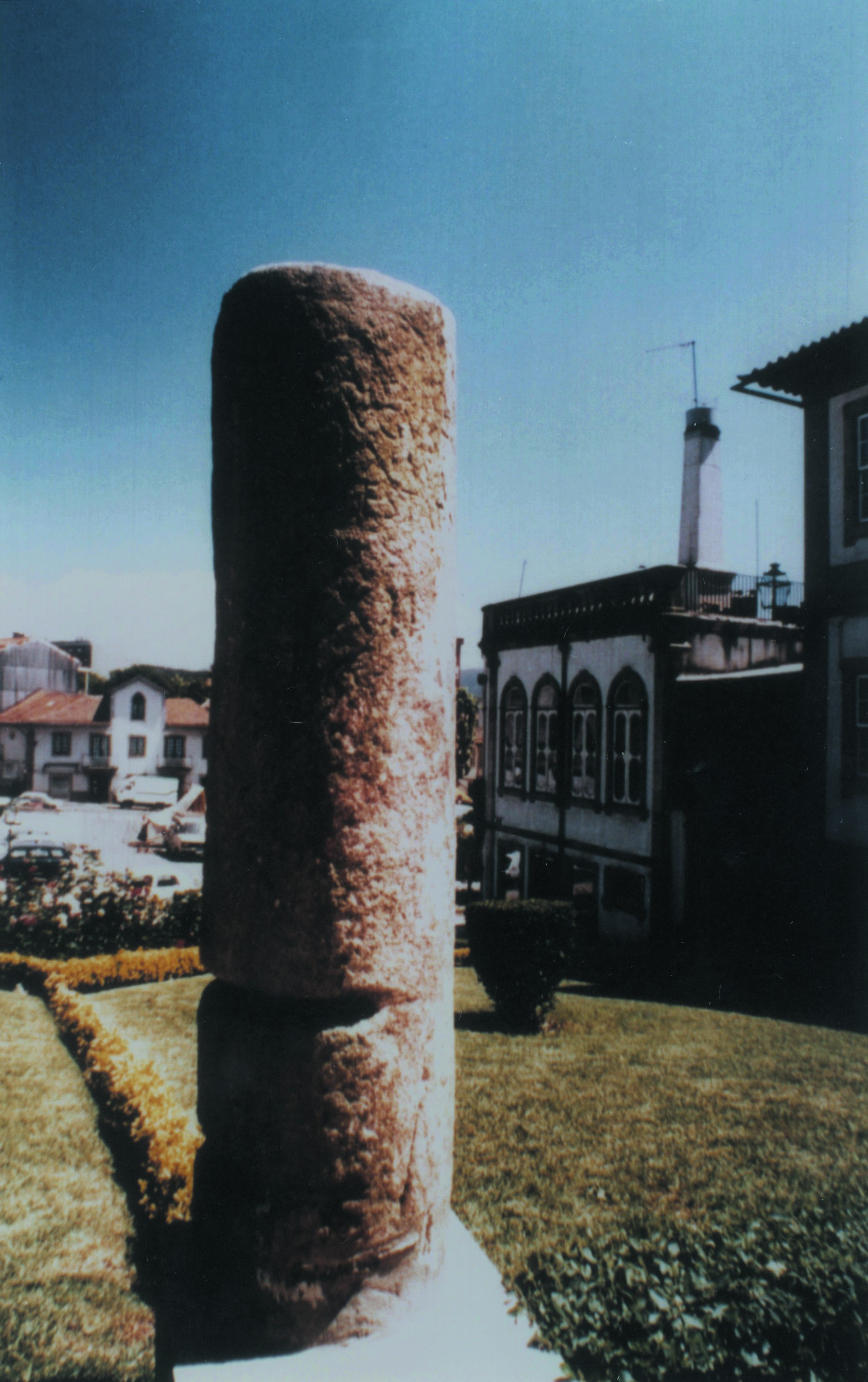 Marco da Milha XII - Via Militar Romana (Anos 90)