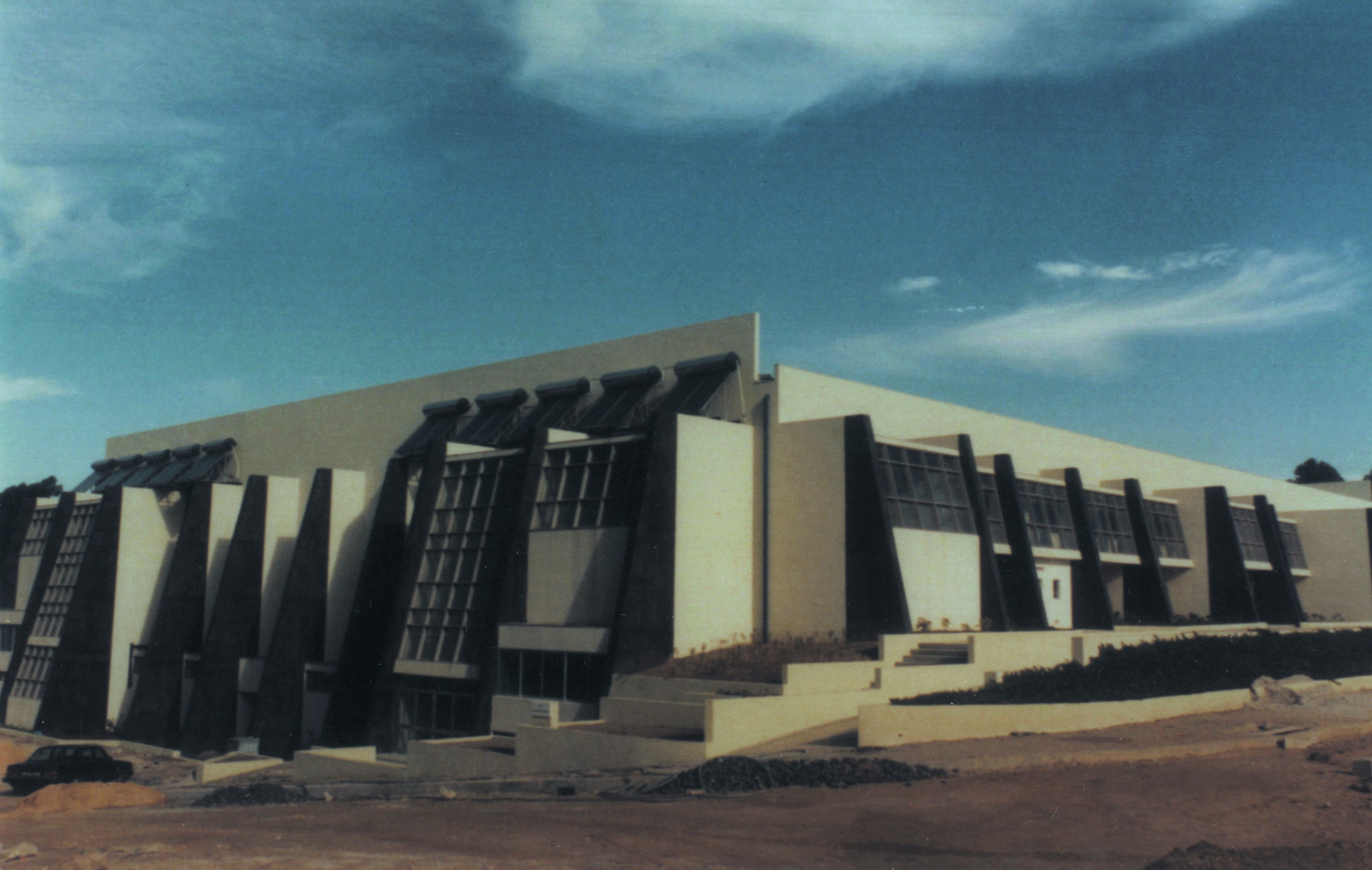 Pavilhão da União Desportiva Oliveirense (1986)