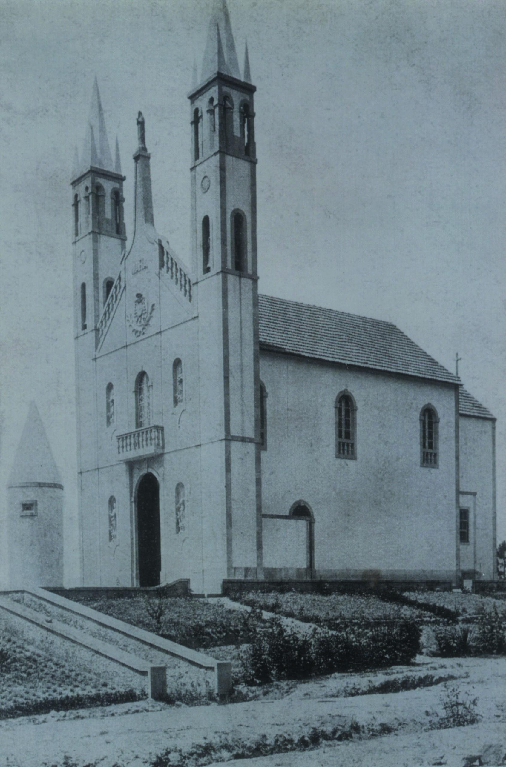 Capela do Santuário, Carregosa (1910)