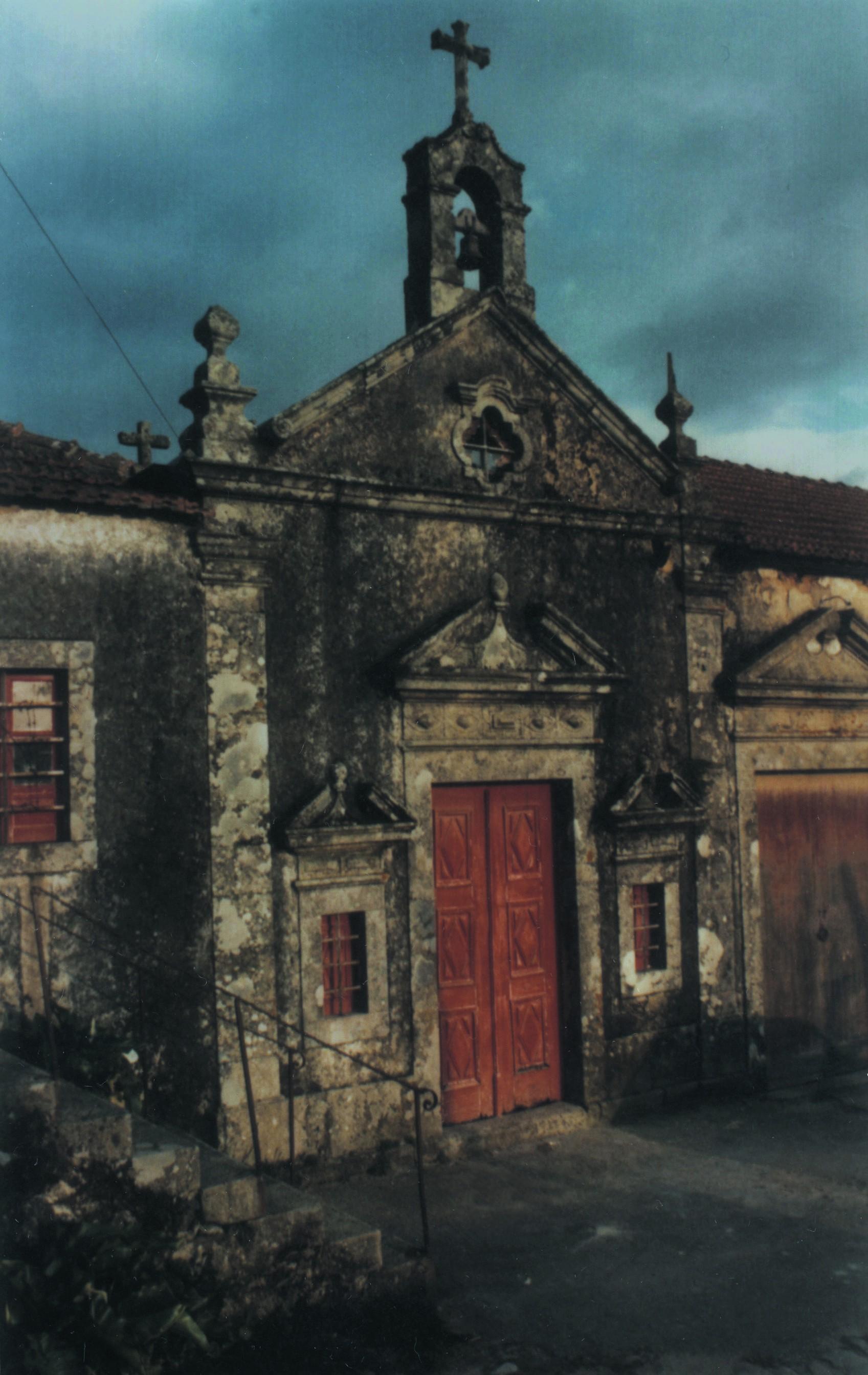 Capela de Azagães, Carregosa (Anos 80)