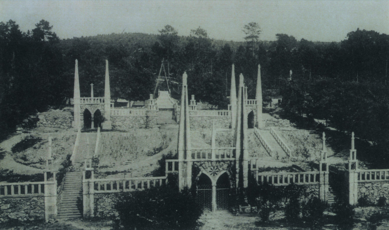 Santuário de Nª Srª de Lourdes, Carregosa (1910)
