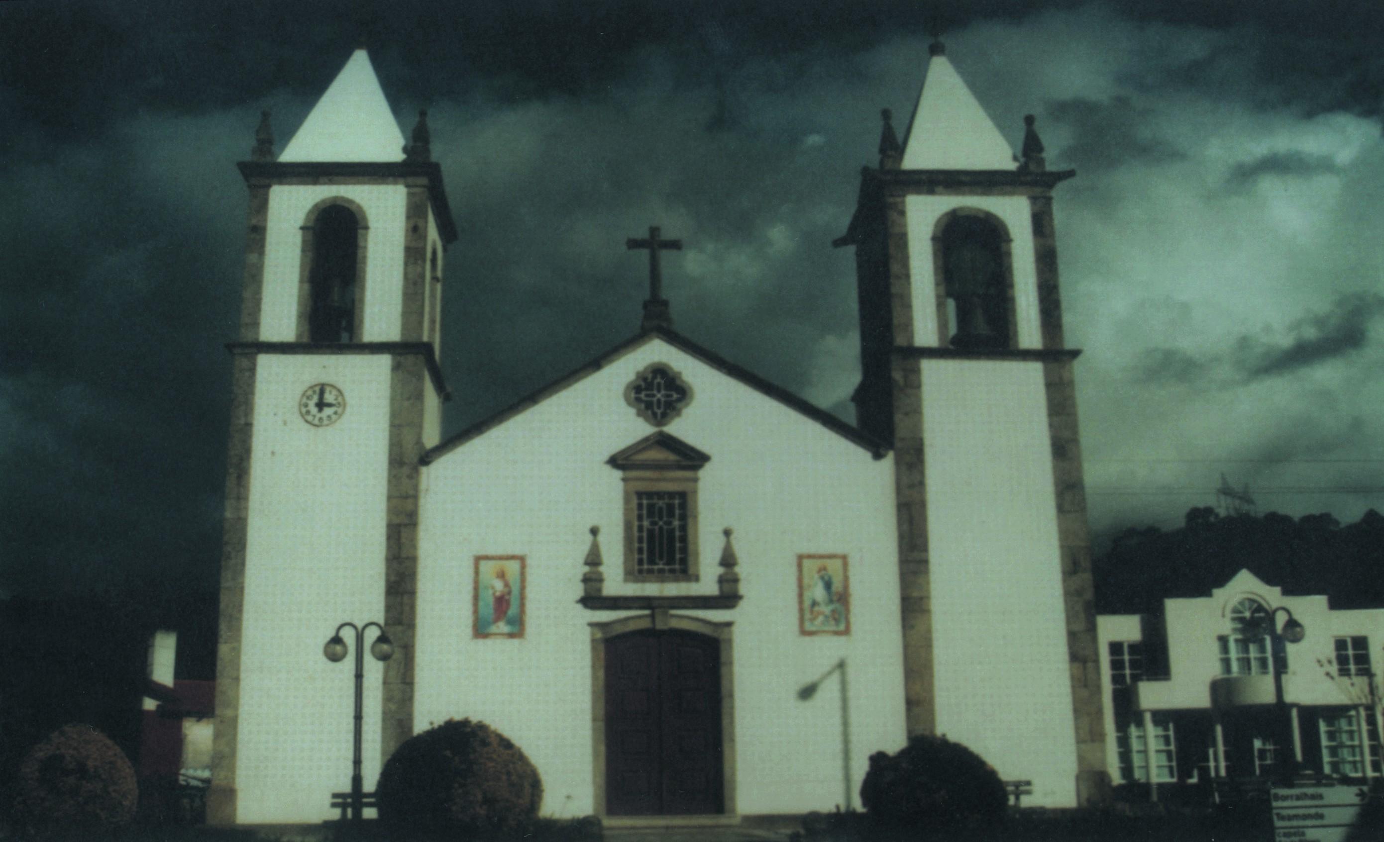 Igreja matriz, Carregosa (Anos 90)