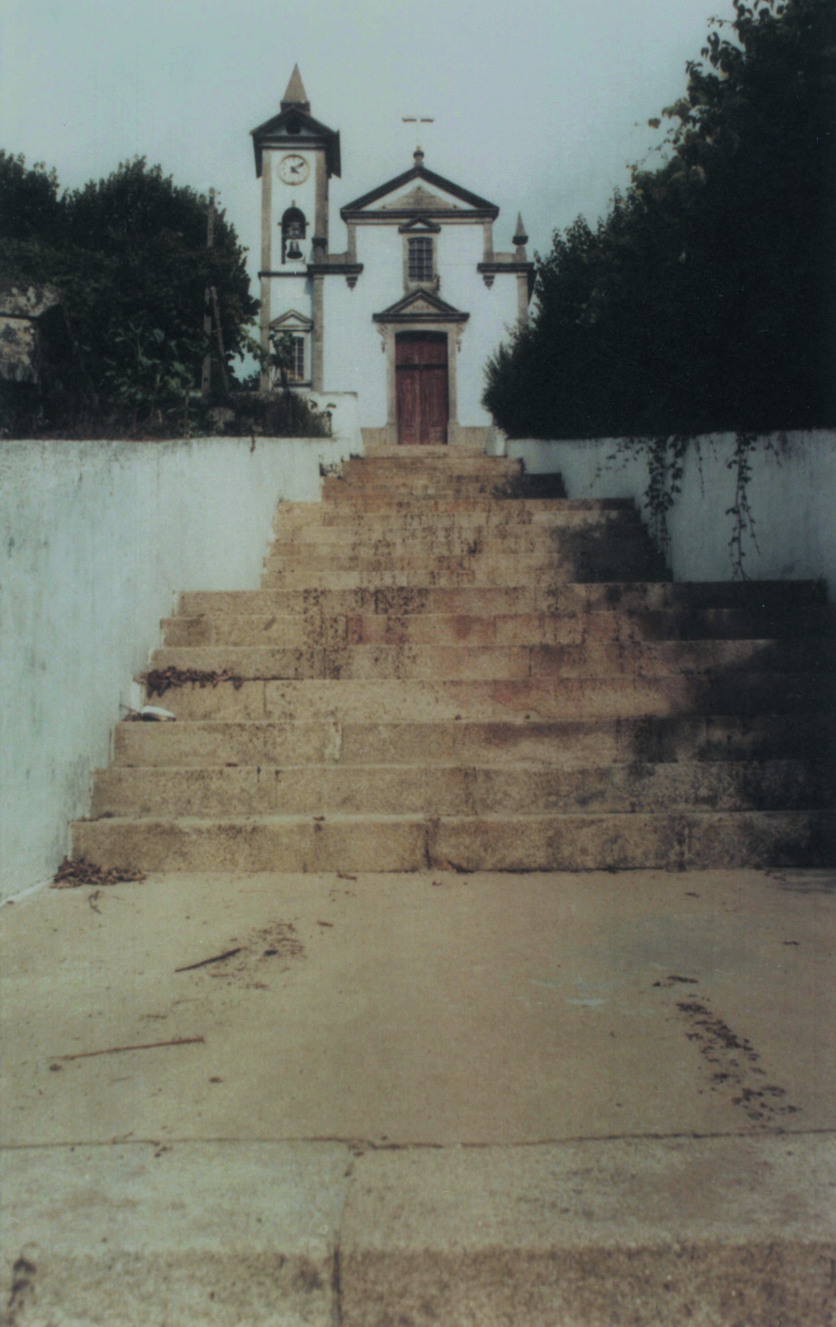 Capela de Nª Srª da Graça, Cesar (Anos 80)