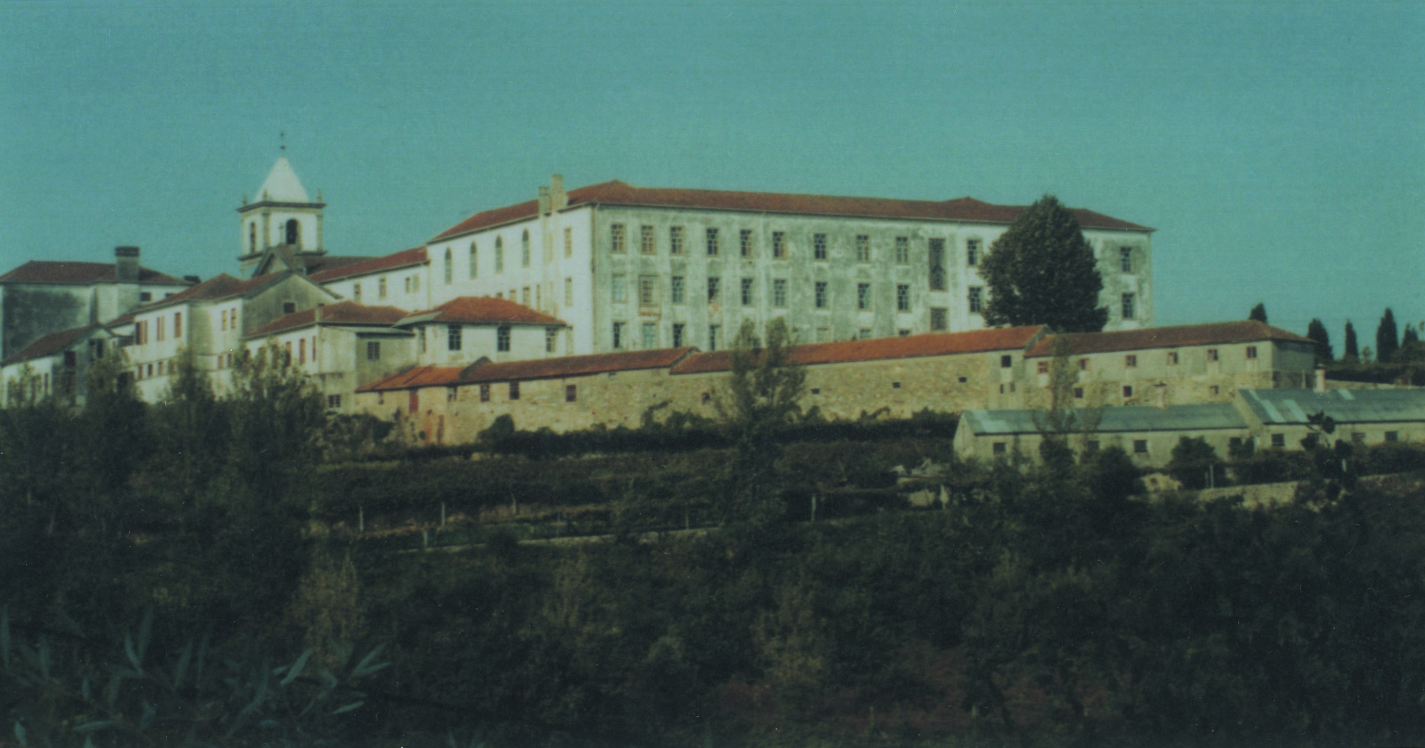 Mosteiro, Cucujães (Anos 80)