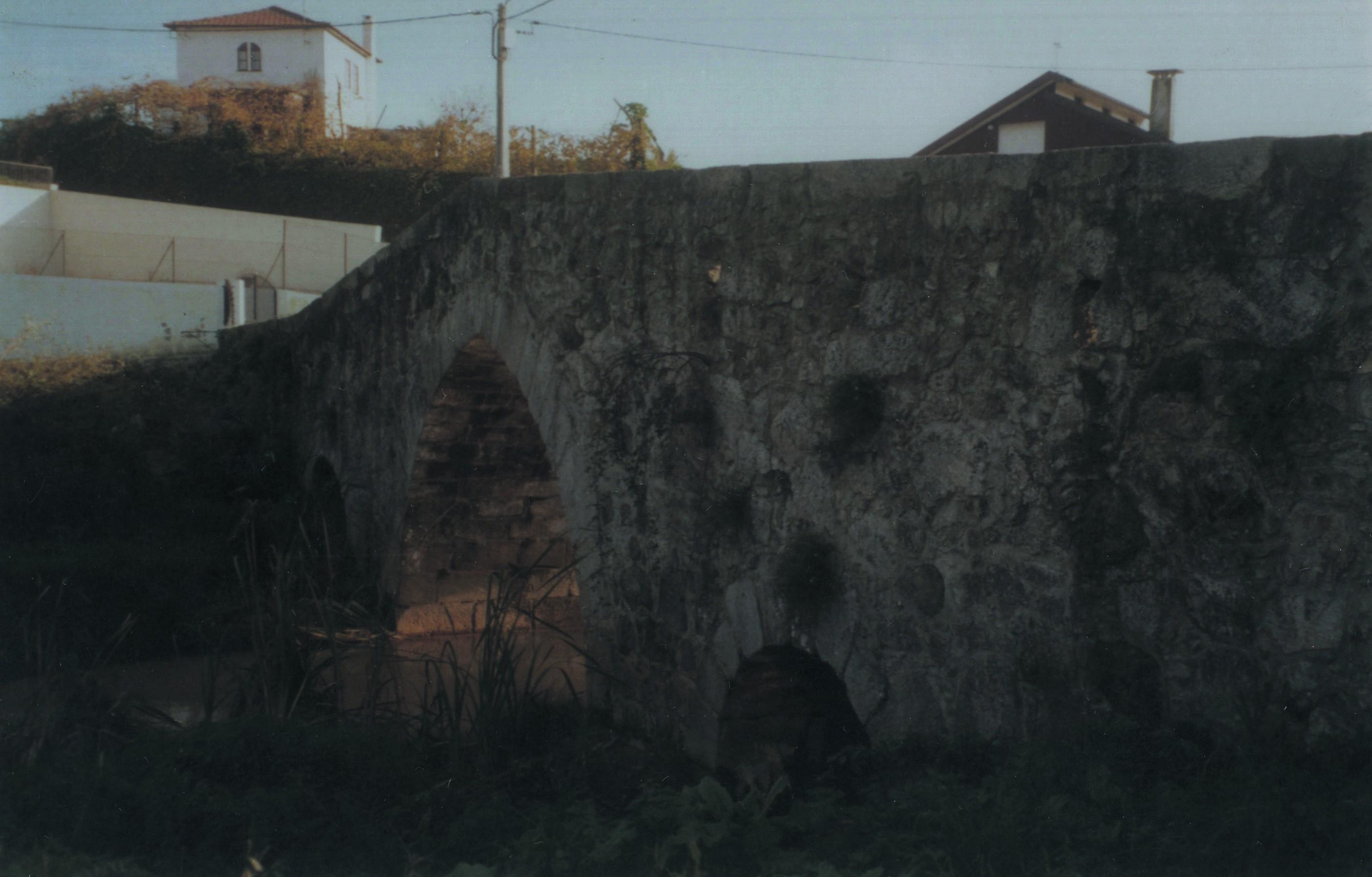 Ponte romana da Pica, Cucujães (Anos 90)