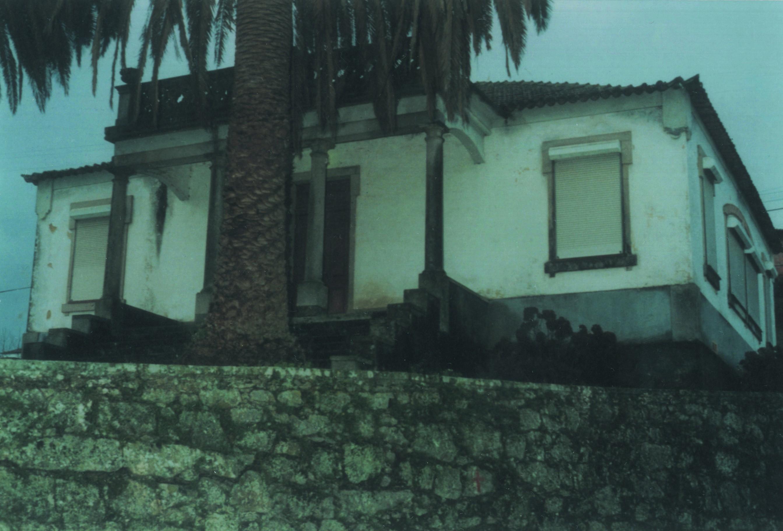 Antiga escola primária (ex-junta de freguesia), Cucujães (Anos 80)