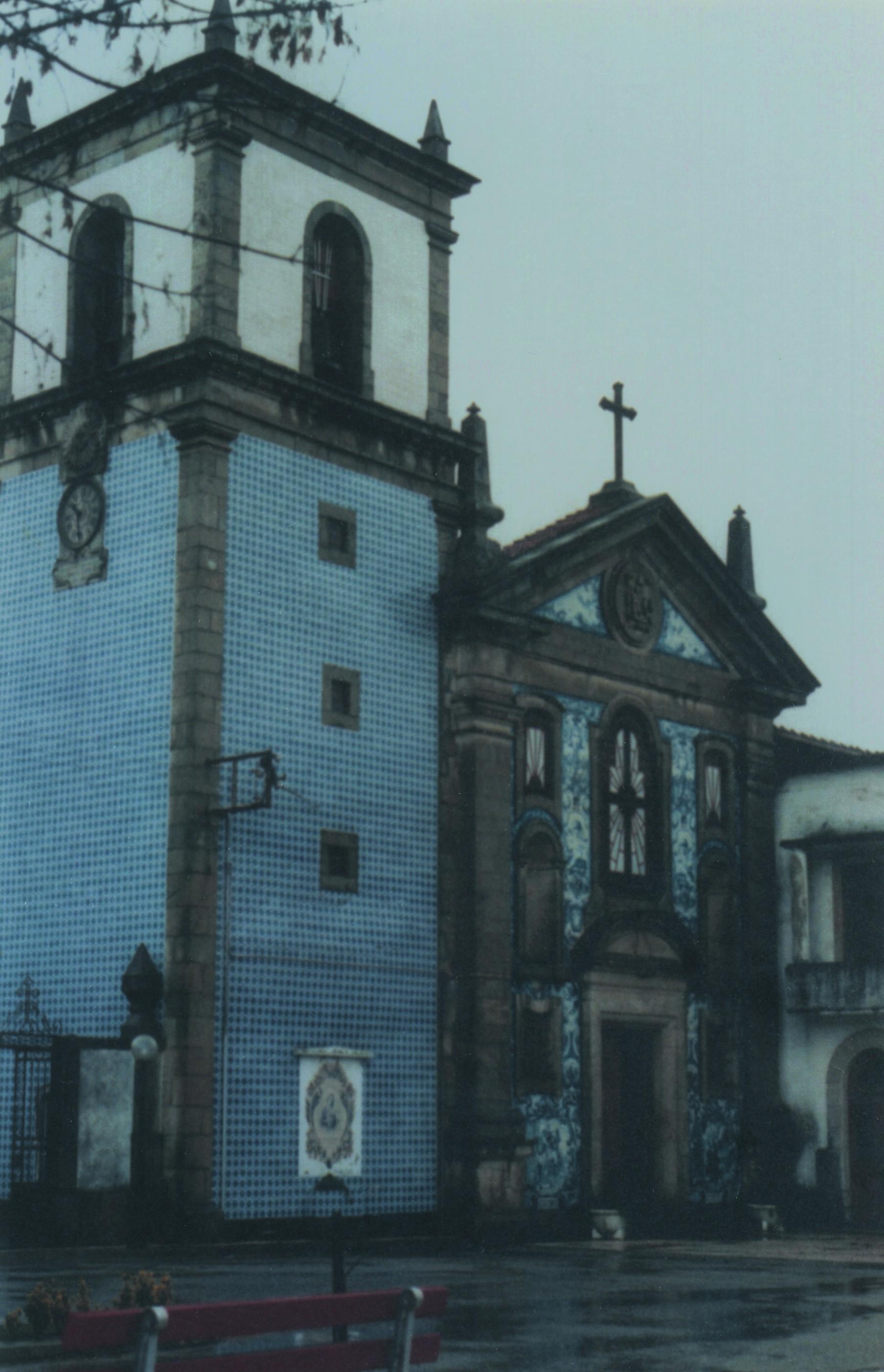 Igreja matriz, Cucujães (Anos 80)