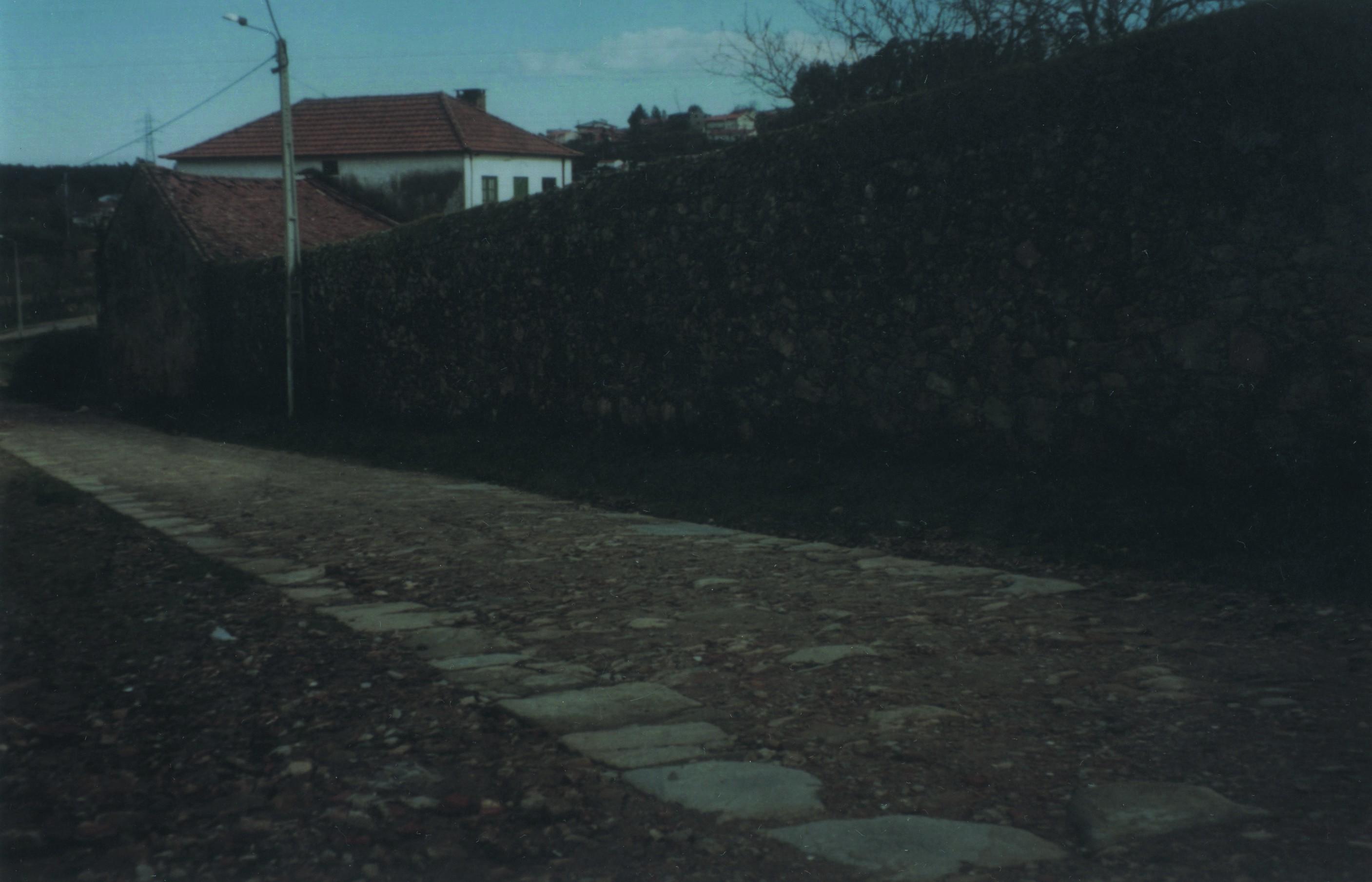 Caminho romano da Pica, Cucujães (Anos 90)