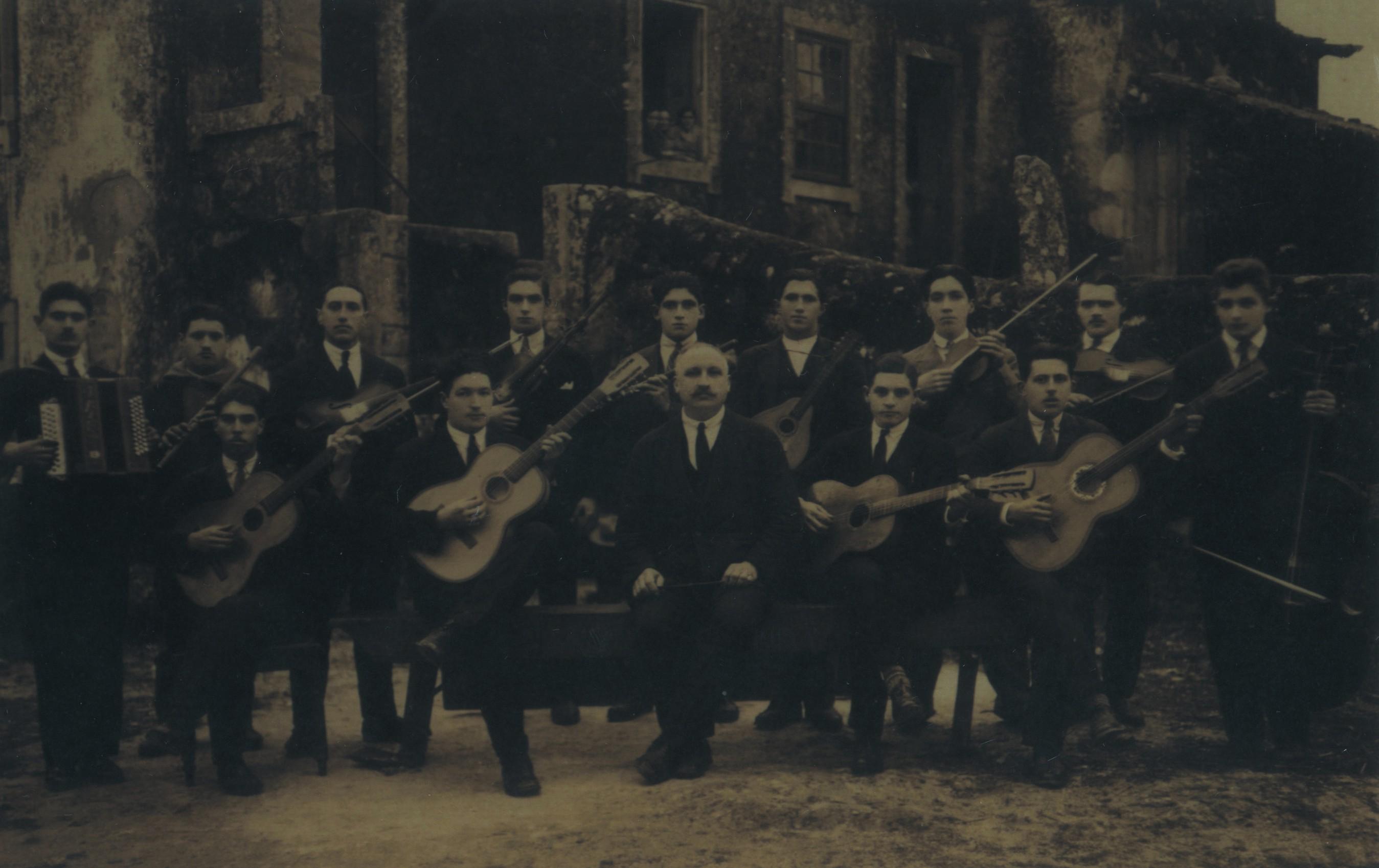 Tuna Invicta, Fajões (1930)