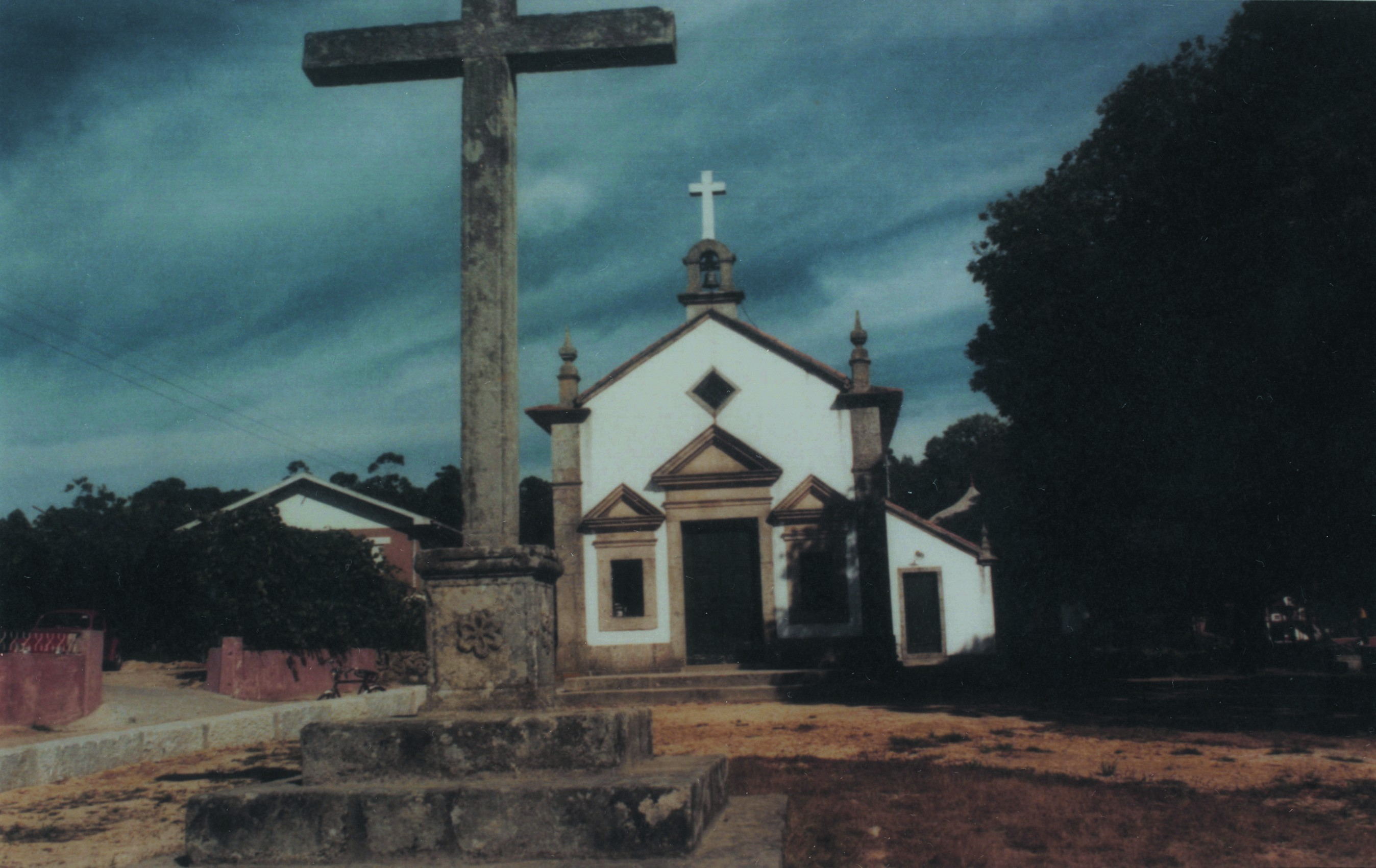 Capela de Nª Srª da Ribeira, Fajões (1984)