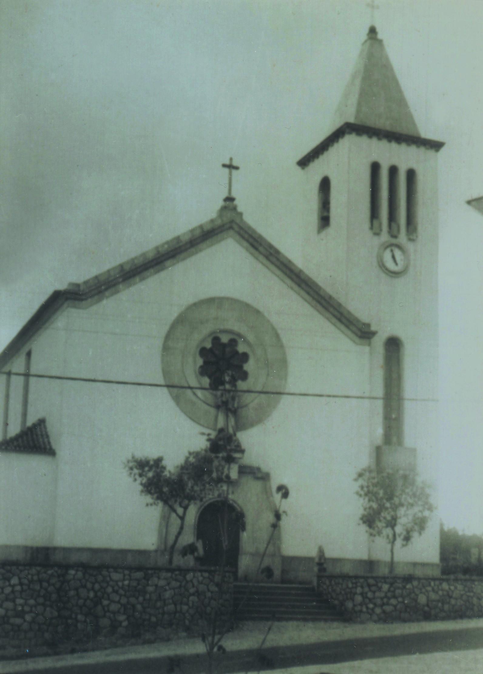 Igreja matriz, Madaíl (Anos 70)