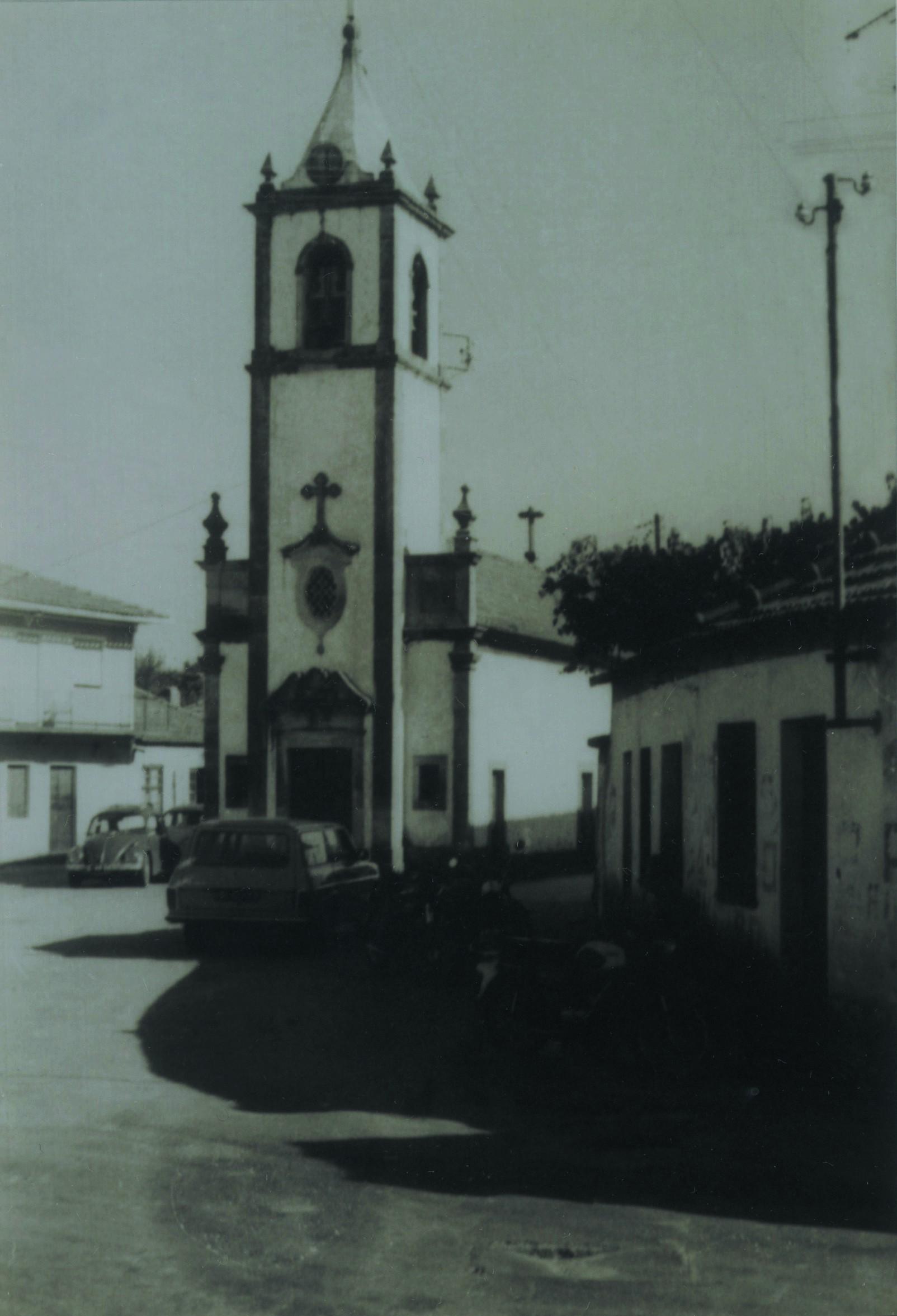 Capela de N. Srªa do Livramento, Macieira de Sarnes (Anos 80)