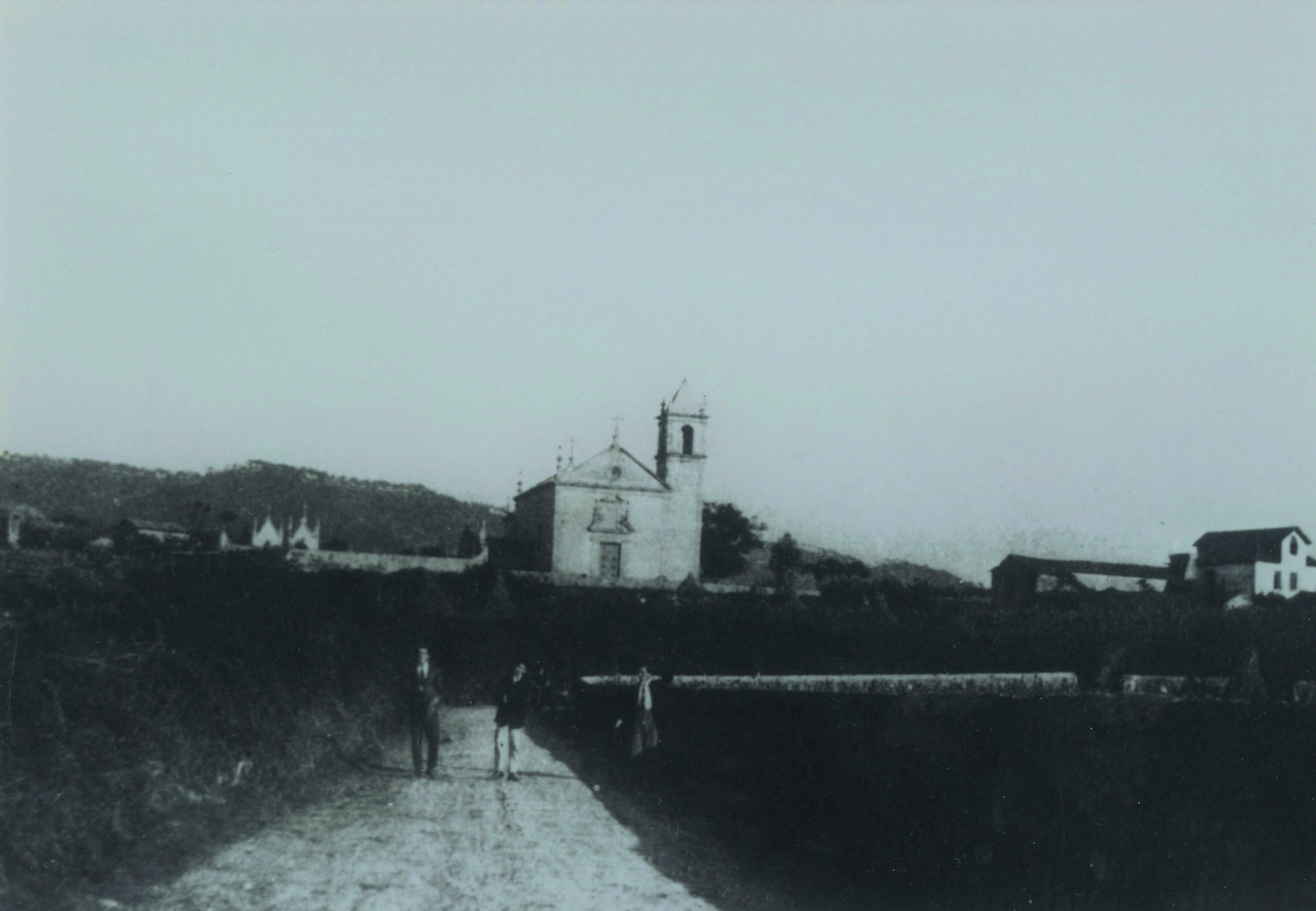 Igreja, Nogueira do Cravo (1920)