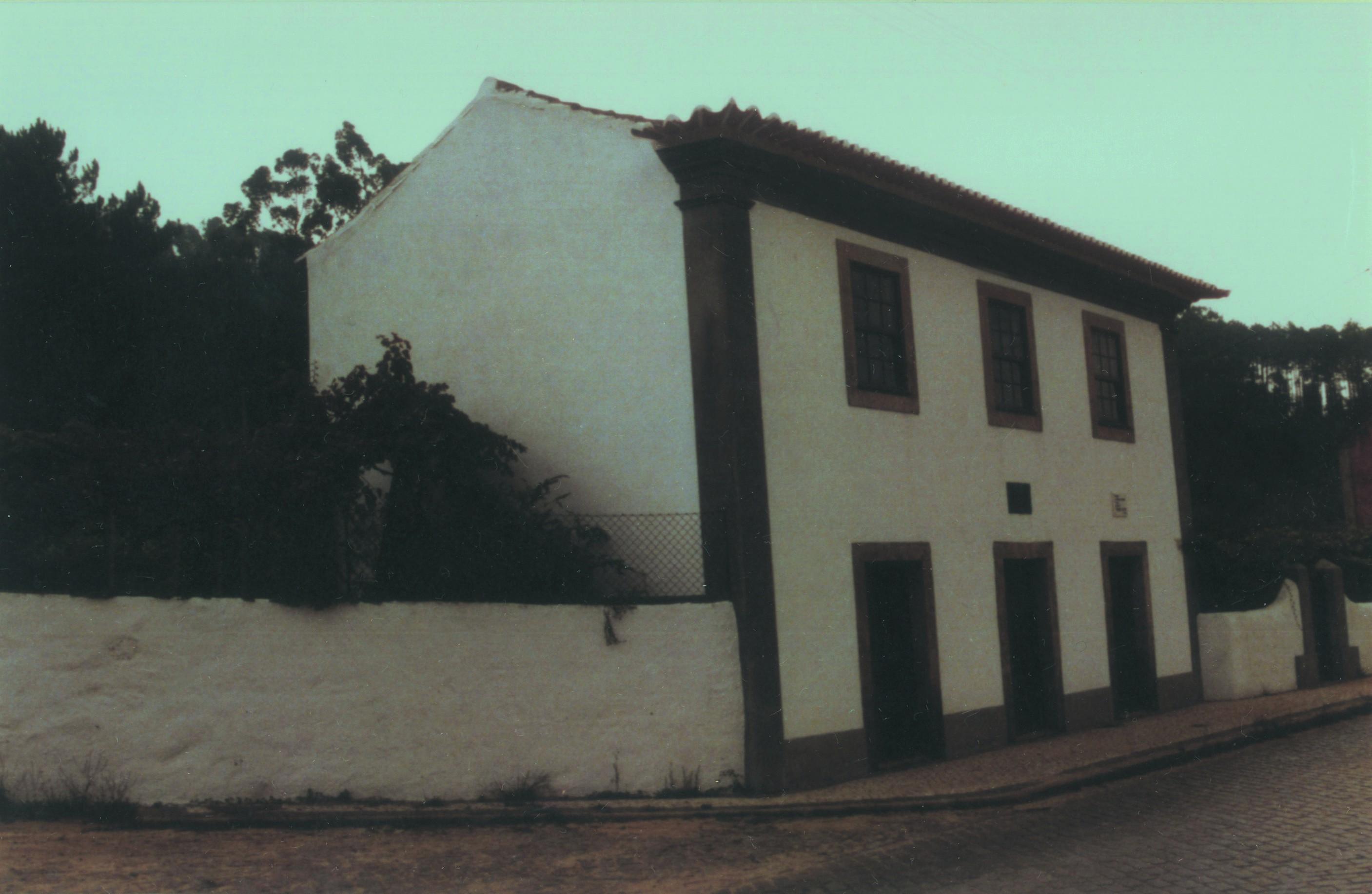 Casa natal de Ferreira de Castro, Ossela (Anos 90)