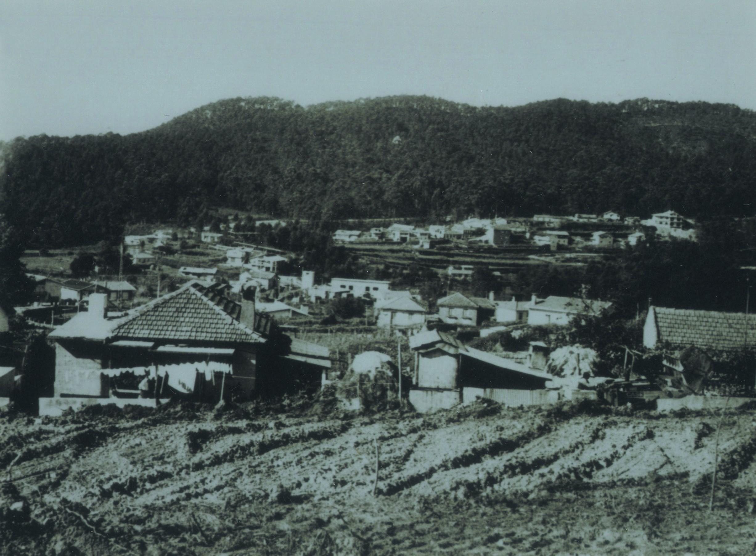 Vista panorâmica, Palmaz (Anos 70)