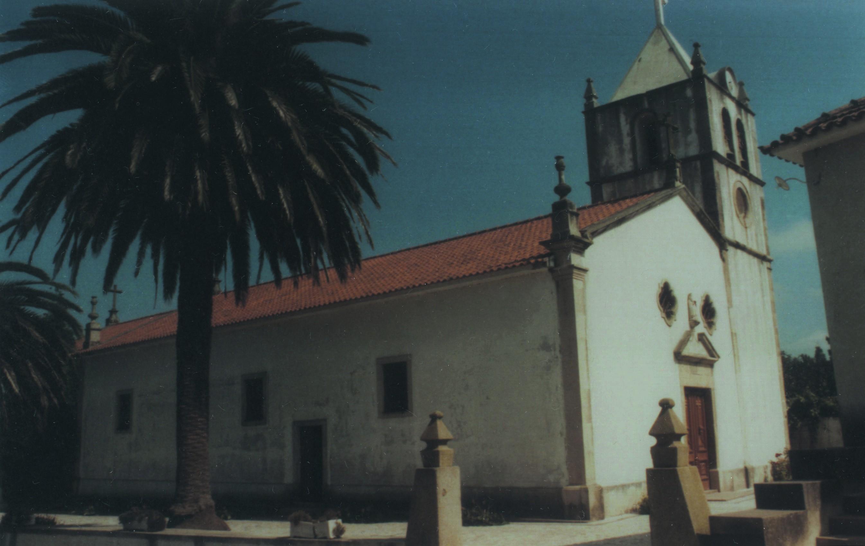 Igreja matriz, Palmaz (1984)