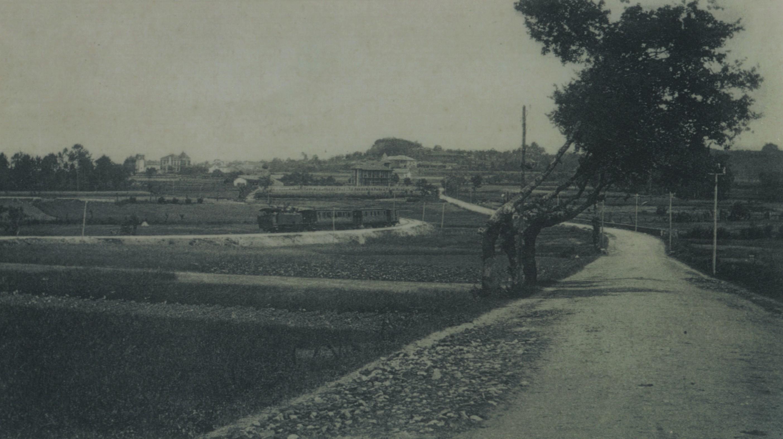 Vista geral sul, Pinheiro da Bemposta (1921)
