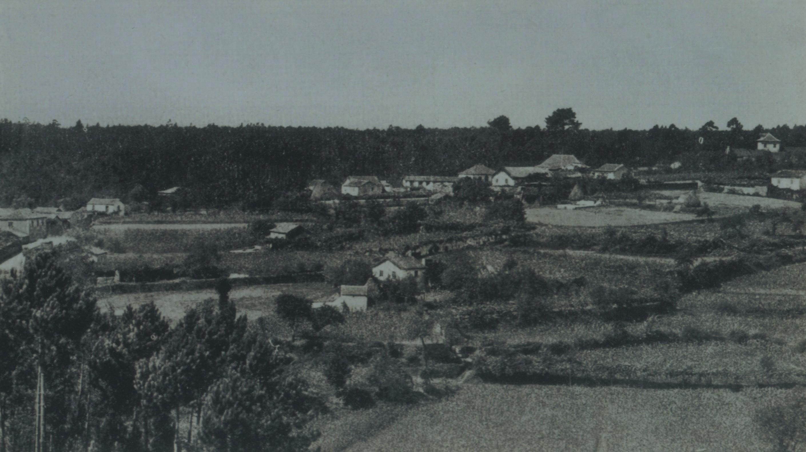 Lugar de Figueiredo, Pinheiro da Bemposta (Anos 50)