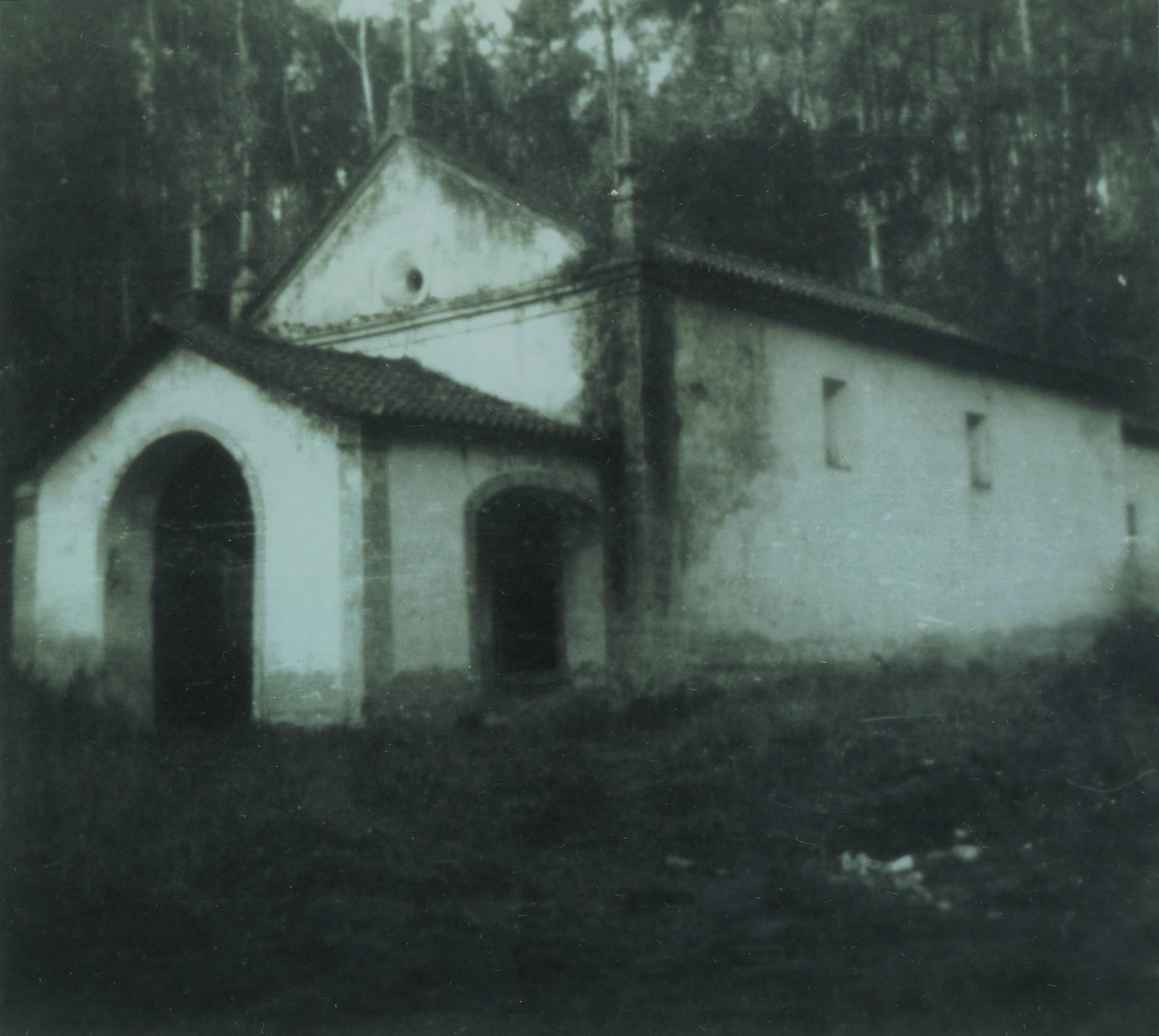 Capela de Nª Srª da Ribeira, Pinheiro da Bemposta (Anos 70)