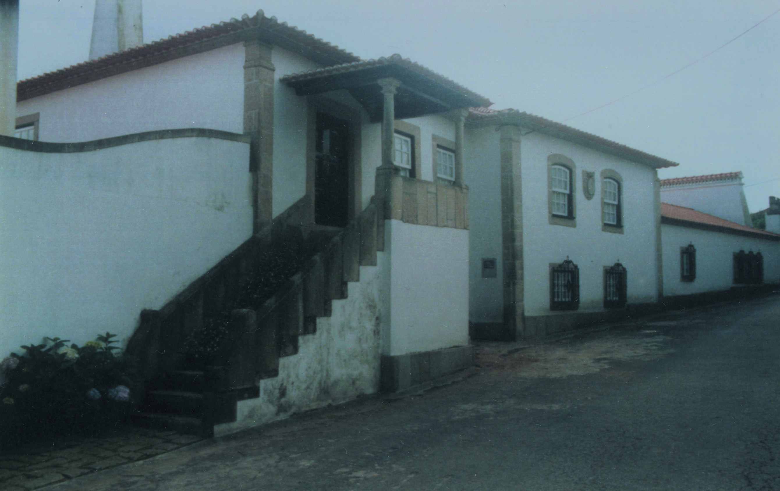 Casa de Sebastião Corte Real, Pinheiro da Bemposta (1998)