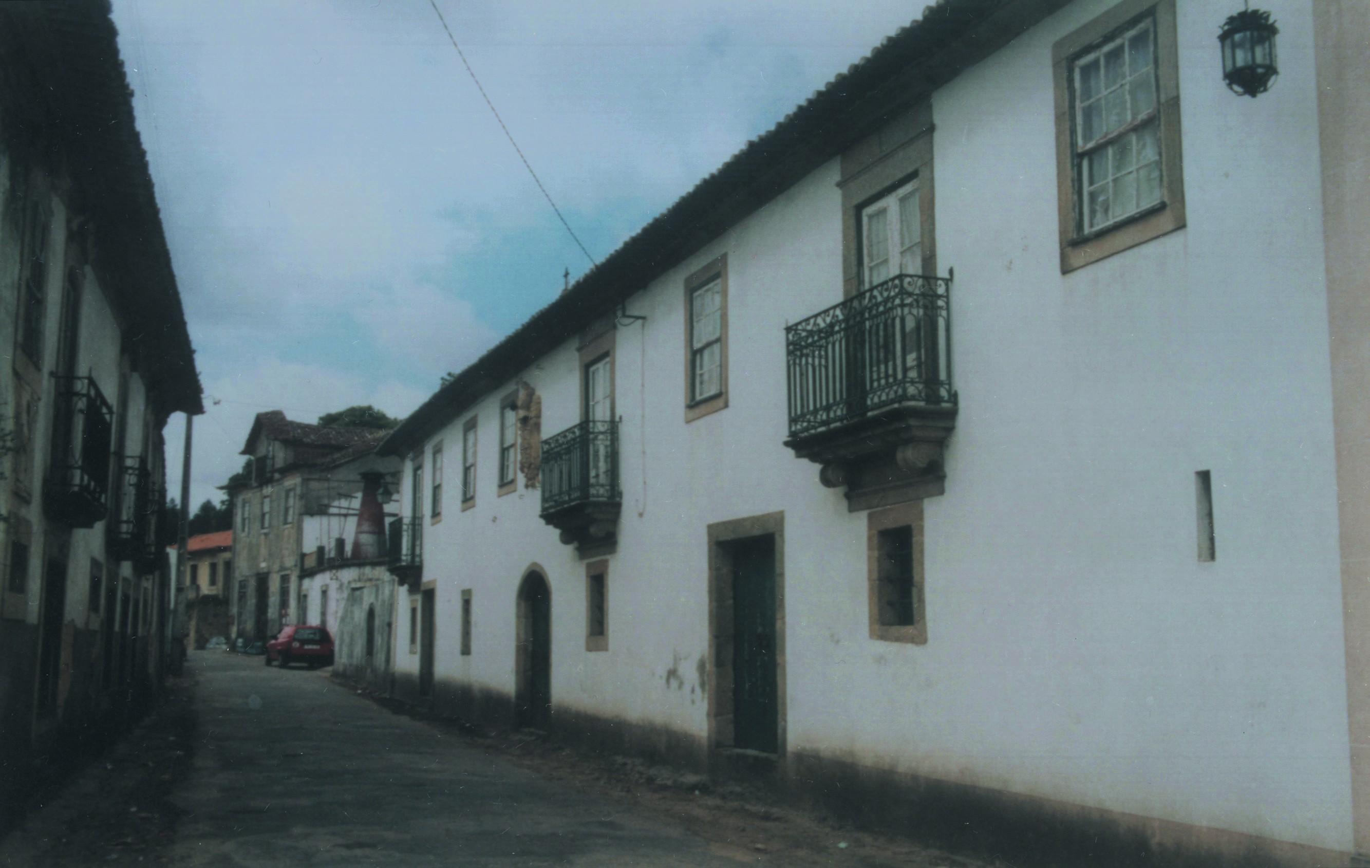 Casa dos Cortes Reais, Pinheiro da Bemposta (1998)