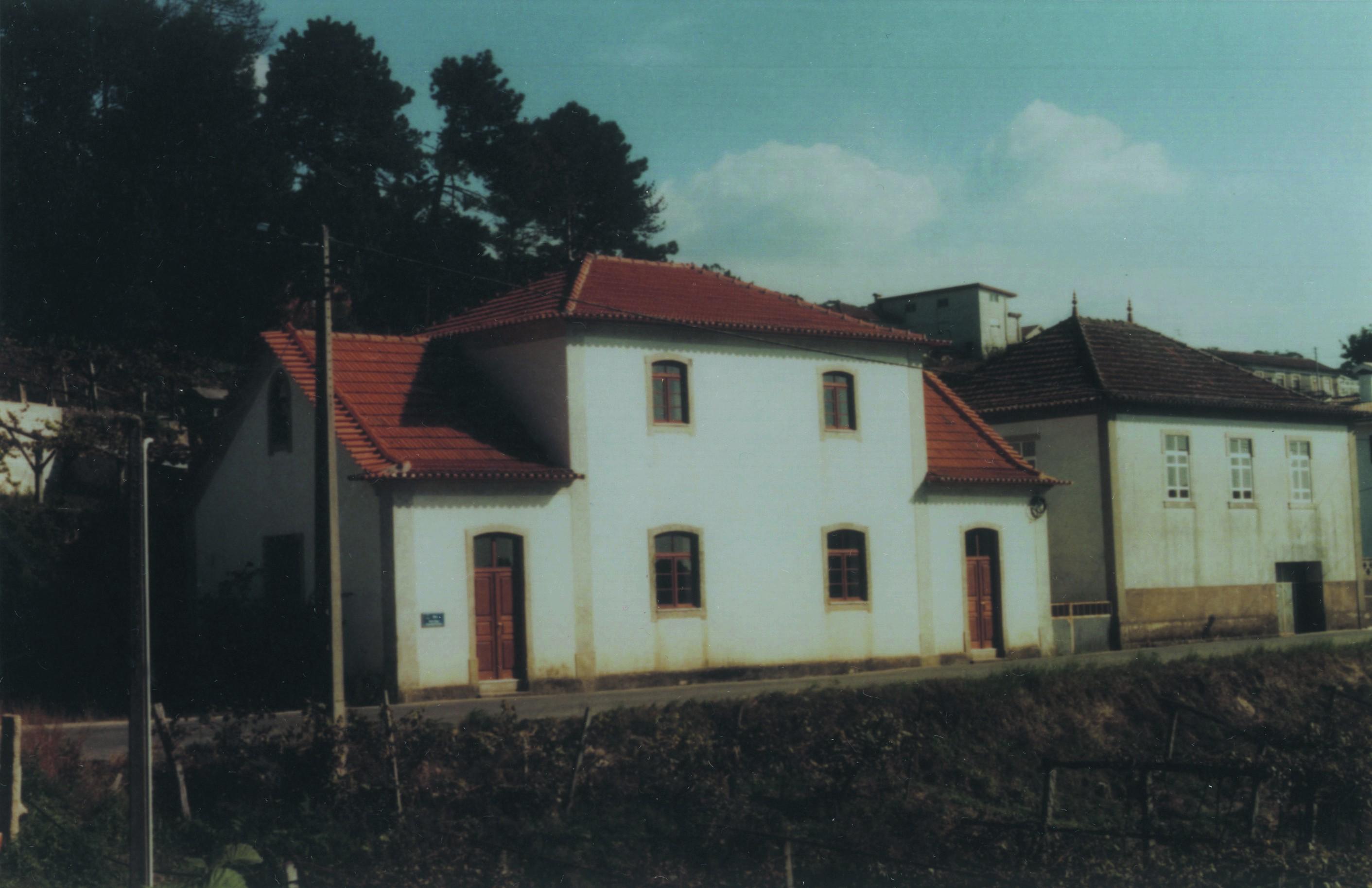 Escola velha de Pinhão, Pindelo (Anos 90)