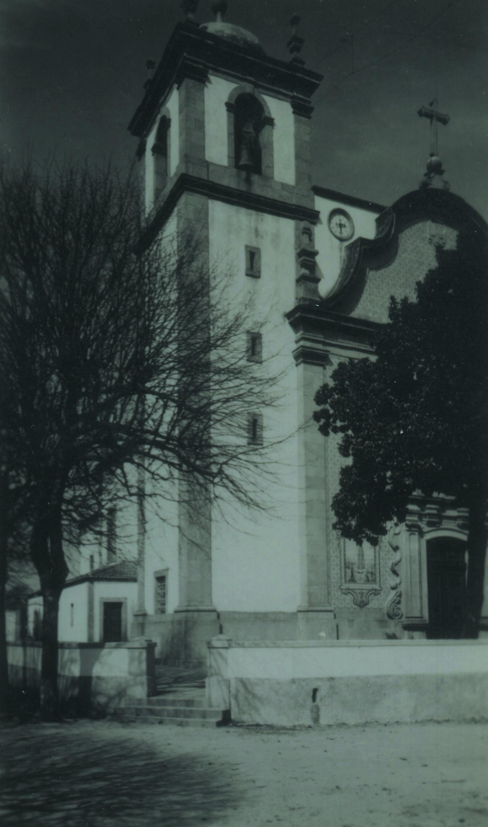 Igreja matriz de S. Martinho da Gândara (Anos 60)