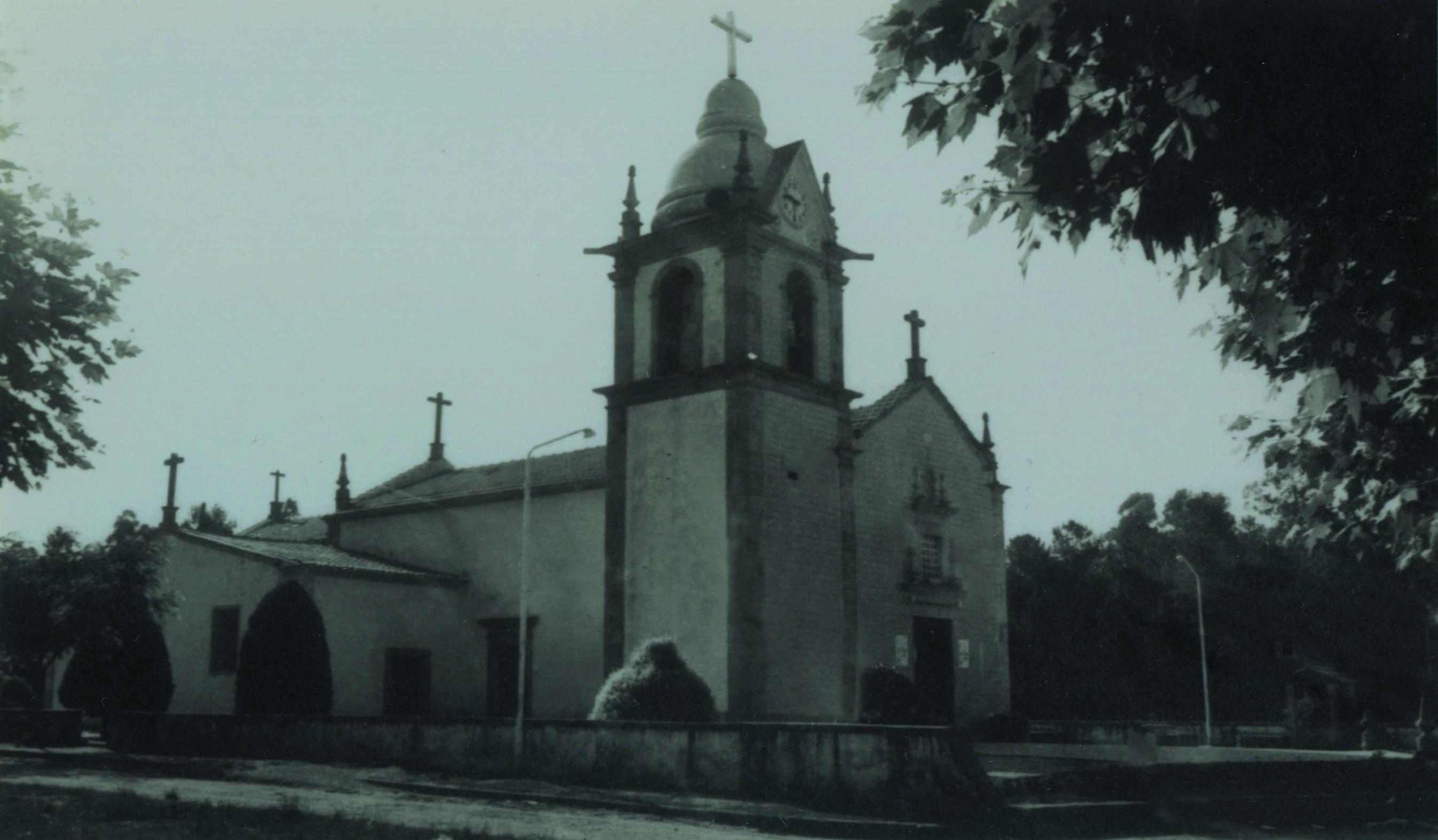 Igreja matriz de S. Roque (Anos 70)