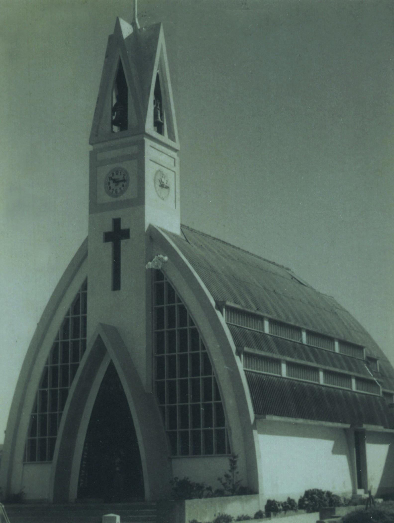 Capela de Bustelo, S. Roque (Anos 80)