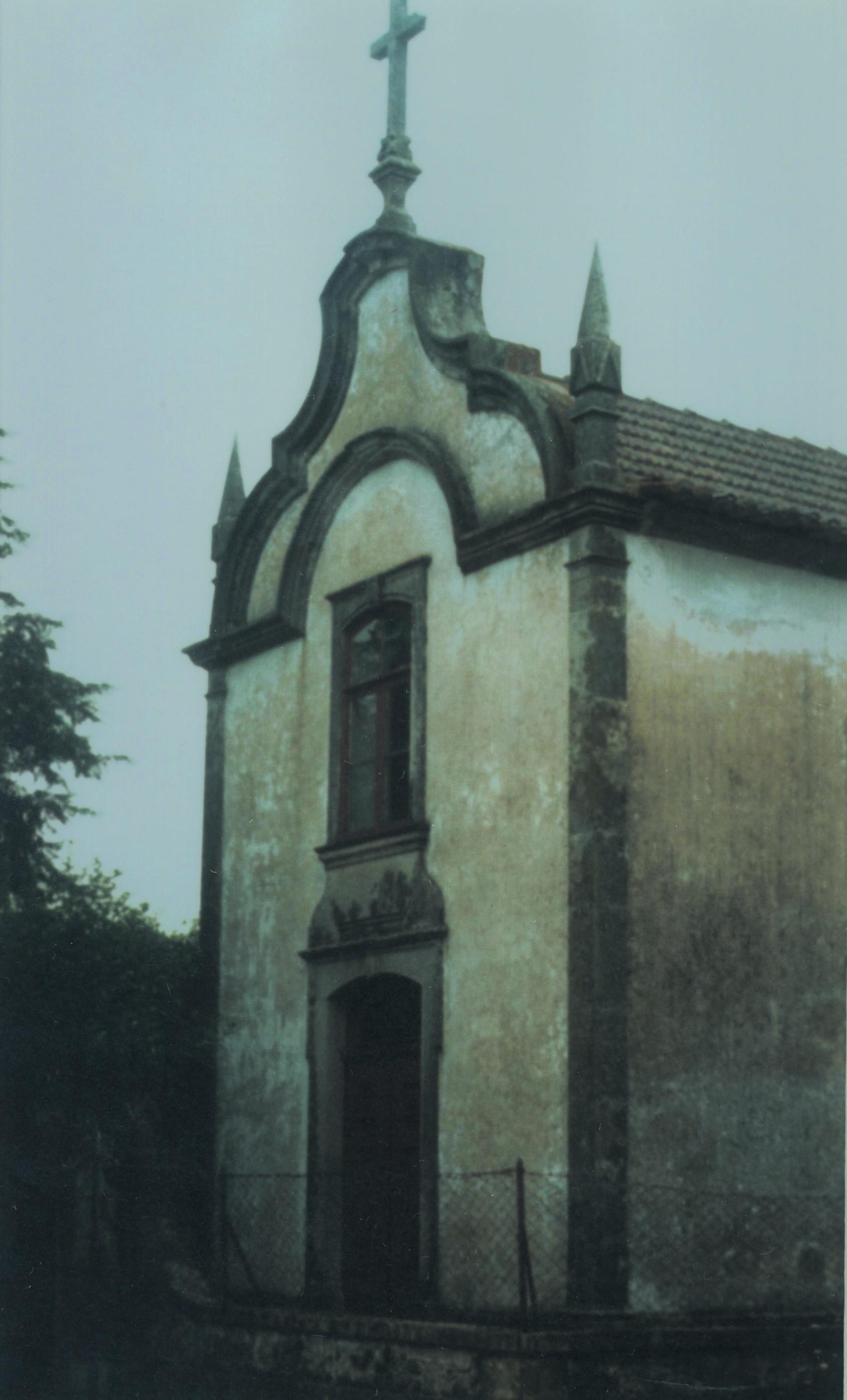 Capela de Samil, S. Roque (Anos 80)