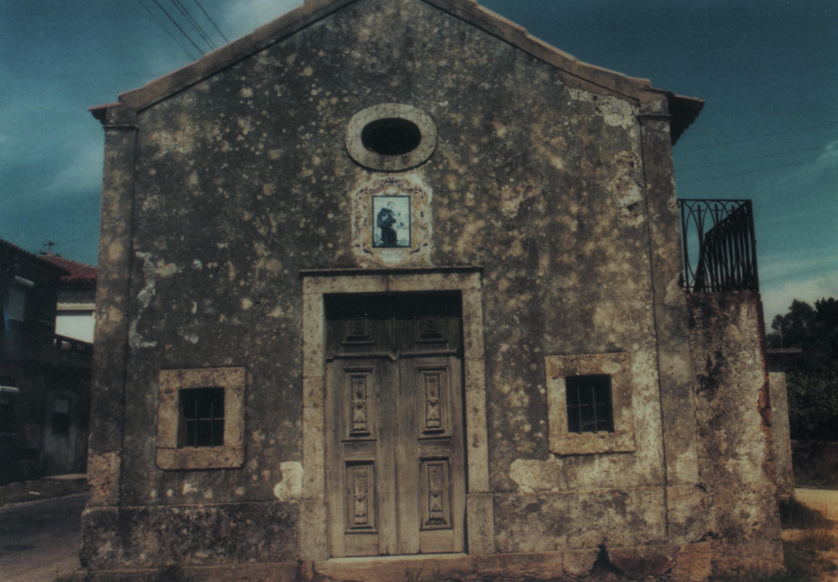 Capela velha de Stº António, S. Roque (1984)