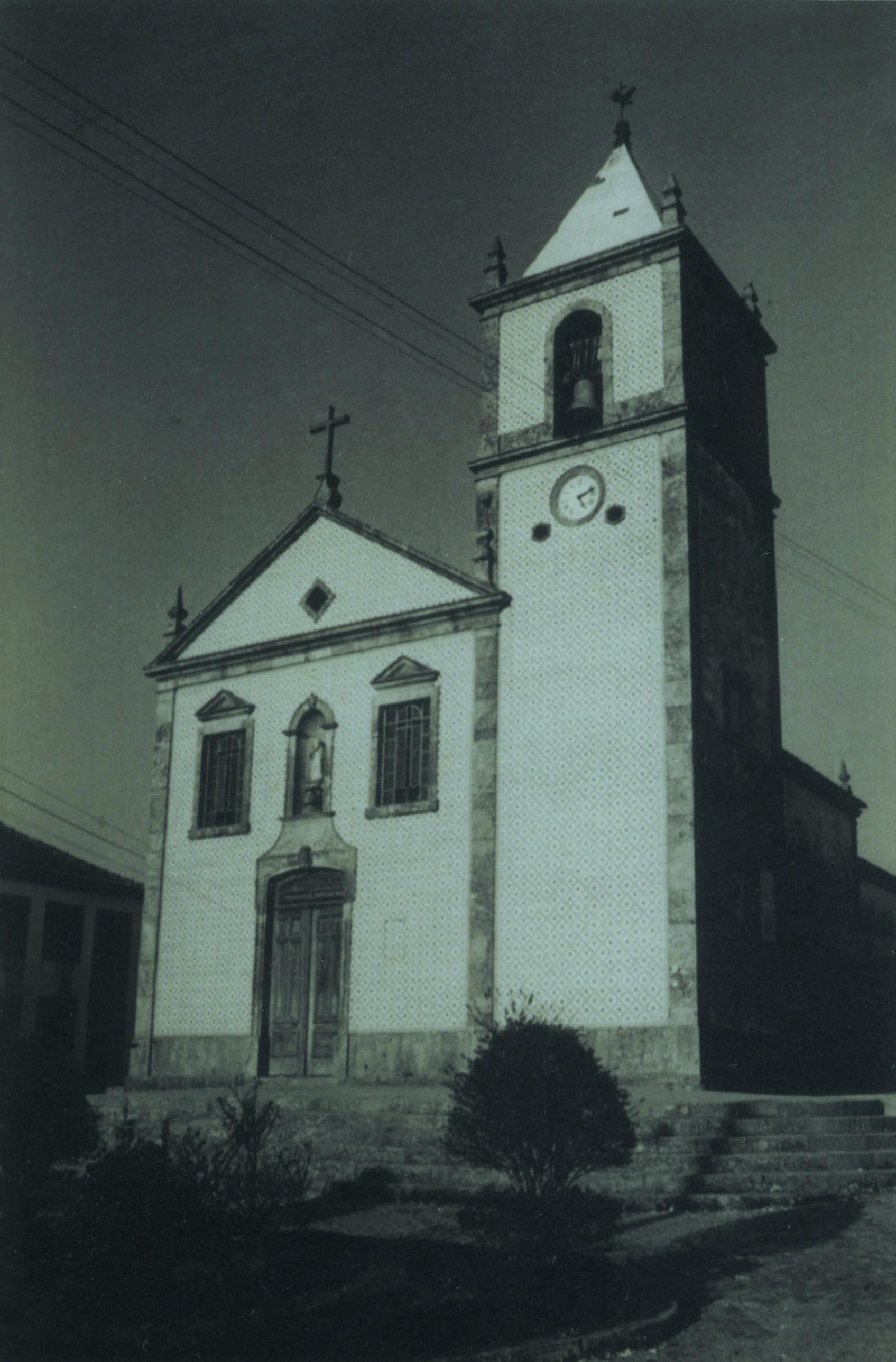 Igreja matriz de Santiago de Riba-Ul (Anos 80)